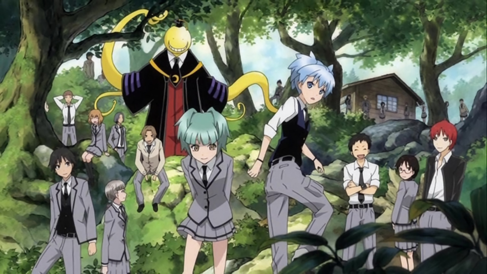 1920x1080 Assassination Classroom Koro-sensei · HD Wallpaper | Background ID:505747