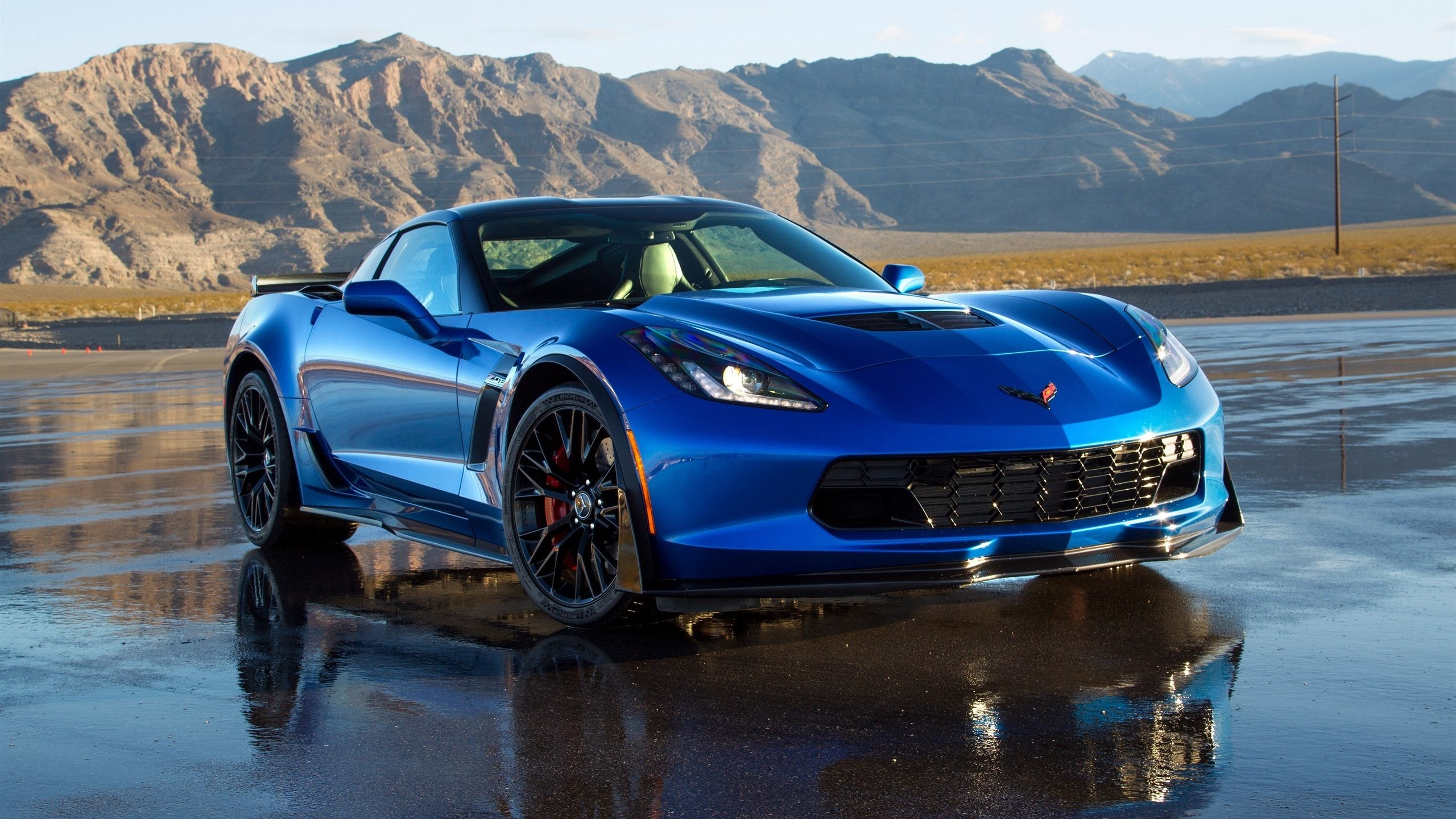 2560x1440 2014 Chevrolet Corvette C7 Stingray Wallpaper | HD Car Wallpapers ...