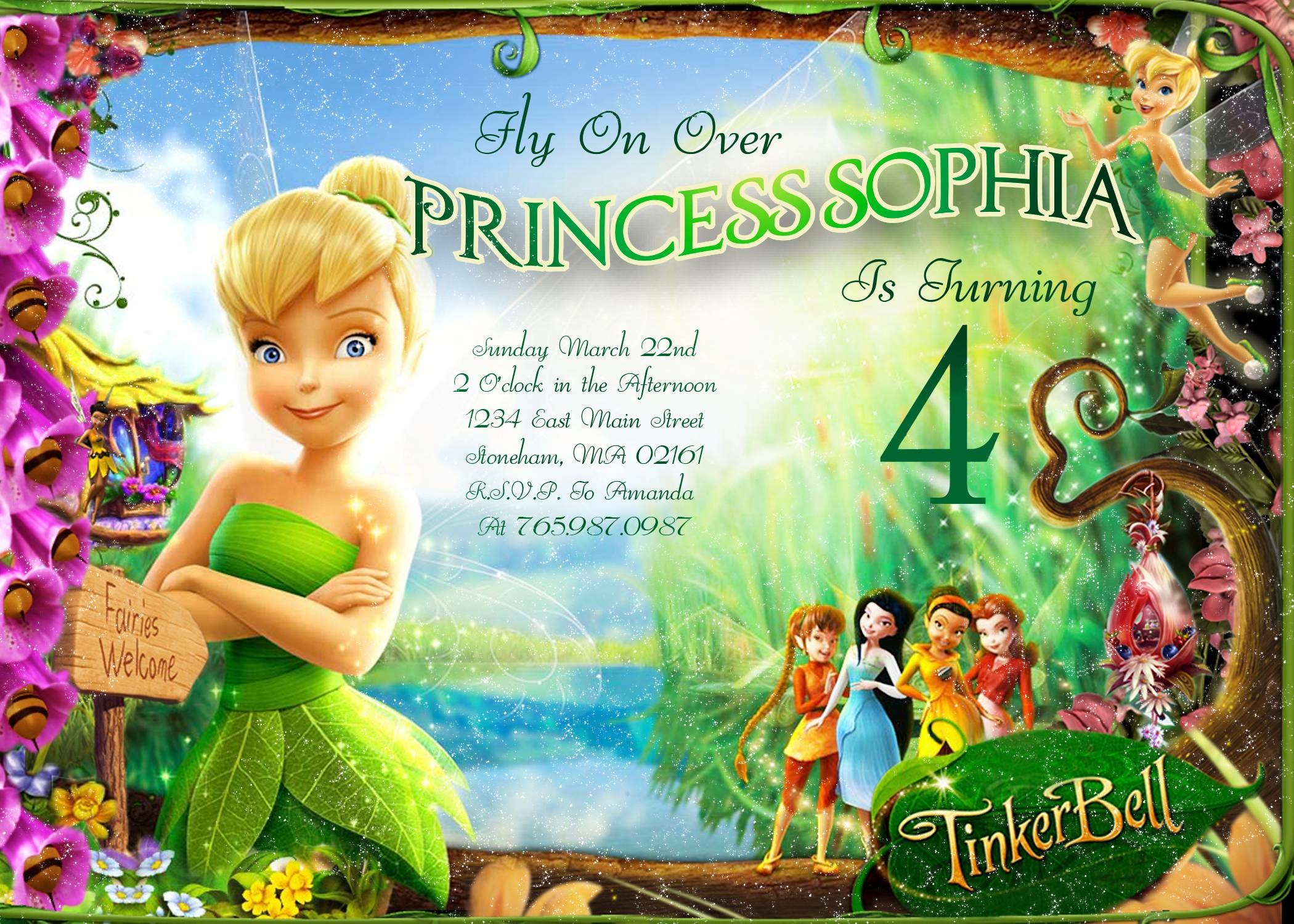 Disney Fairies Tinkerbell Wallpaper - Disney Fairies Wallpaper - Fanpop