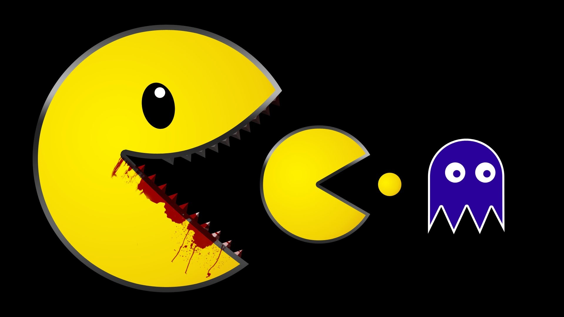 1920x1080 Kinsley Stevenson - HD Widescreen pac man wallpaper -  px