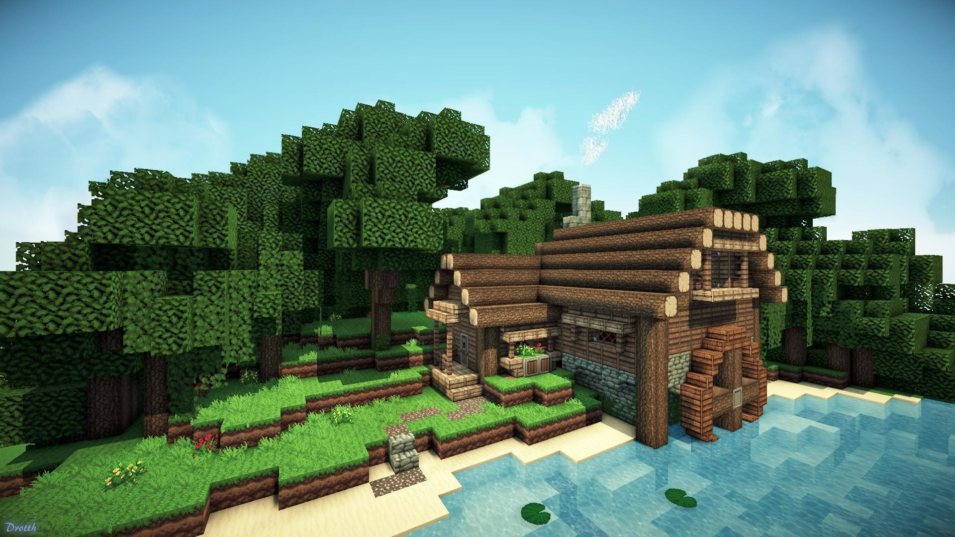 Download Wallpaper Minecraft Thanksgiving - 700977-free-minecraft-backgrounds-1920x1080-hd-1080p  Pictures_222771.jpg