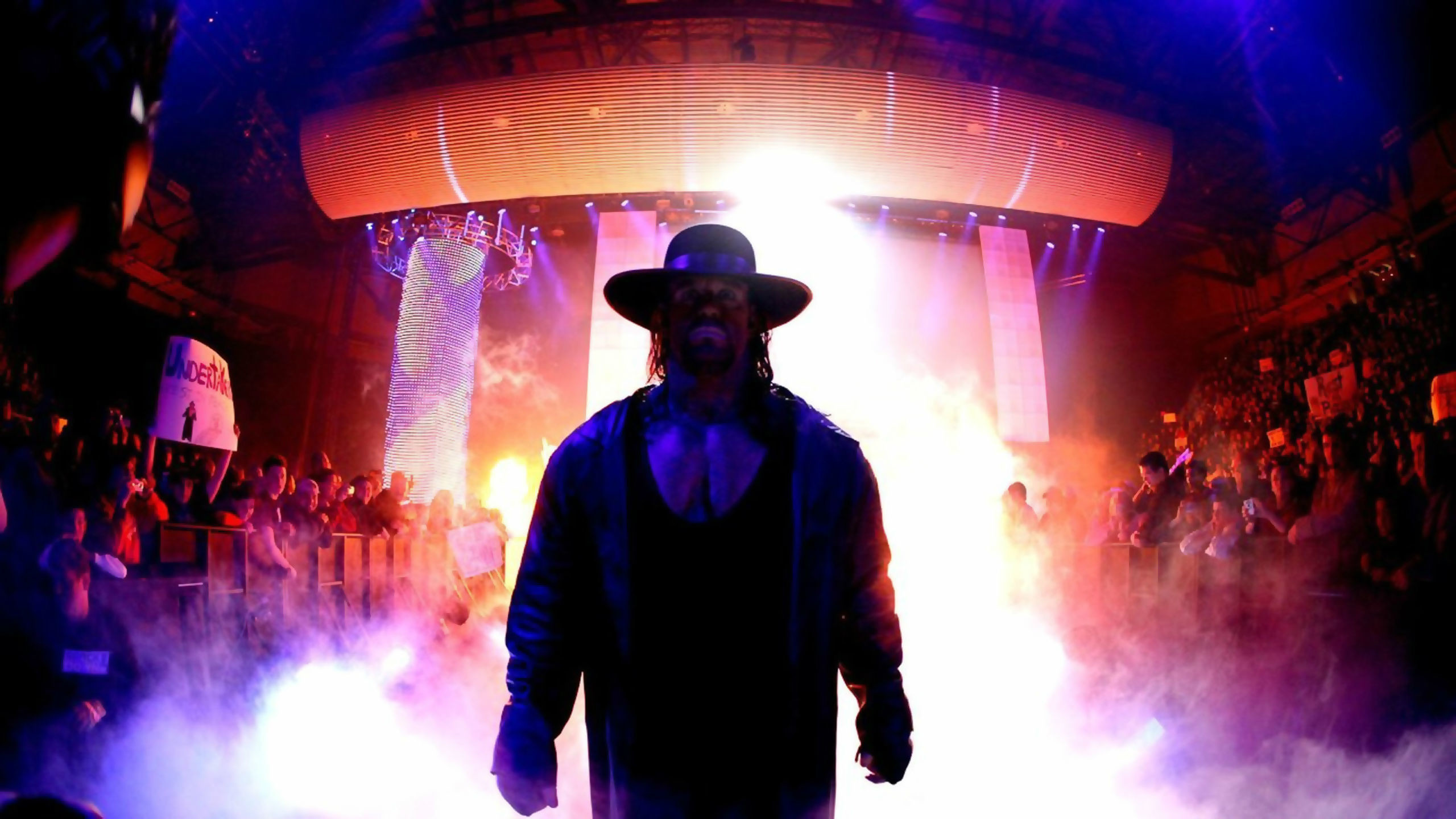 2560x1440  Check out Undertaker WWE Champion HD Photos And Undertaker HD  Wallpapers in widescreen resolution See WWE Superstar High Definition hd  Images And ...