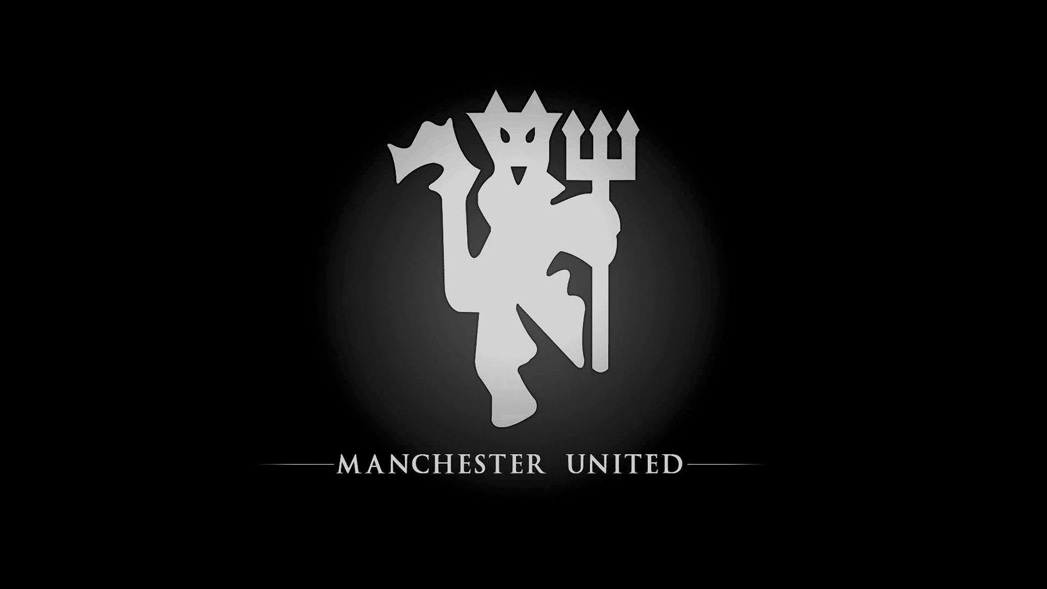 2048x1152 Sports Wallpaper: Manchester United Black Wallpapers Free HD .