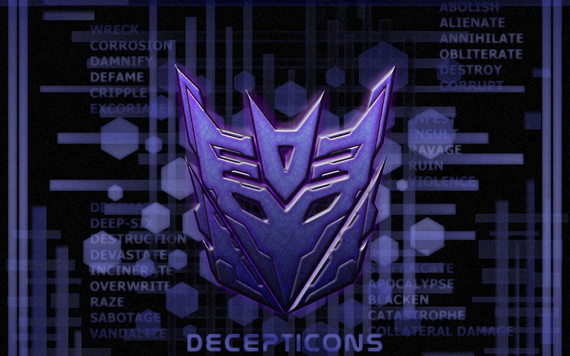 Decepticon logo hd