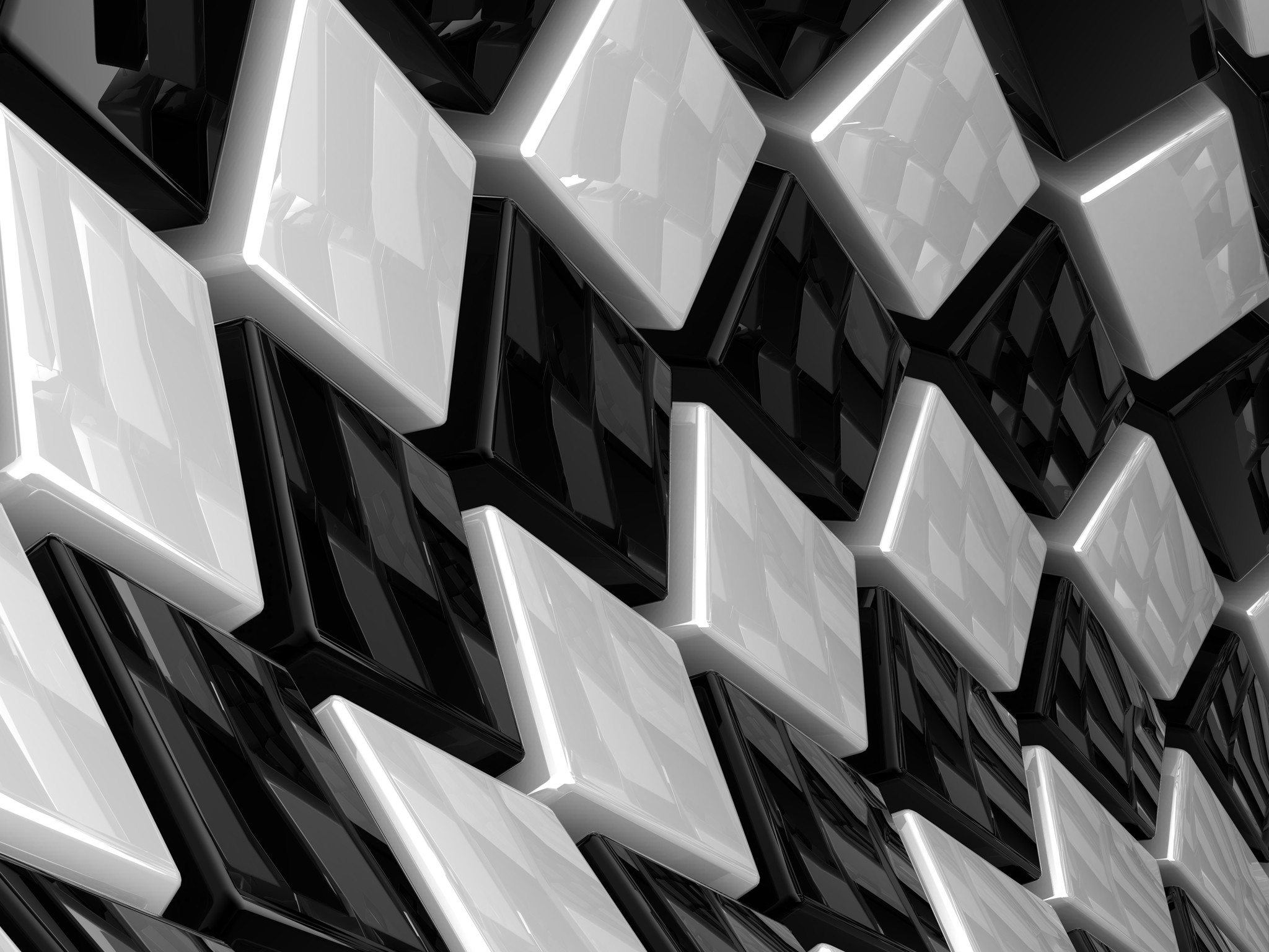 Black White Checkered Wallpaper (80+ images)