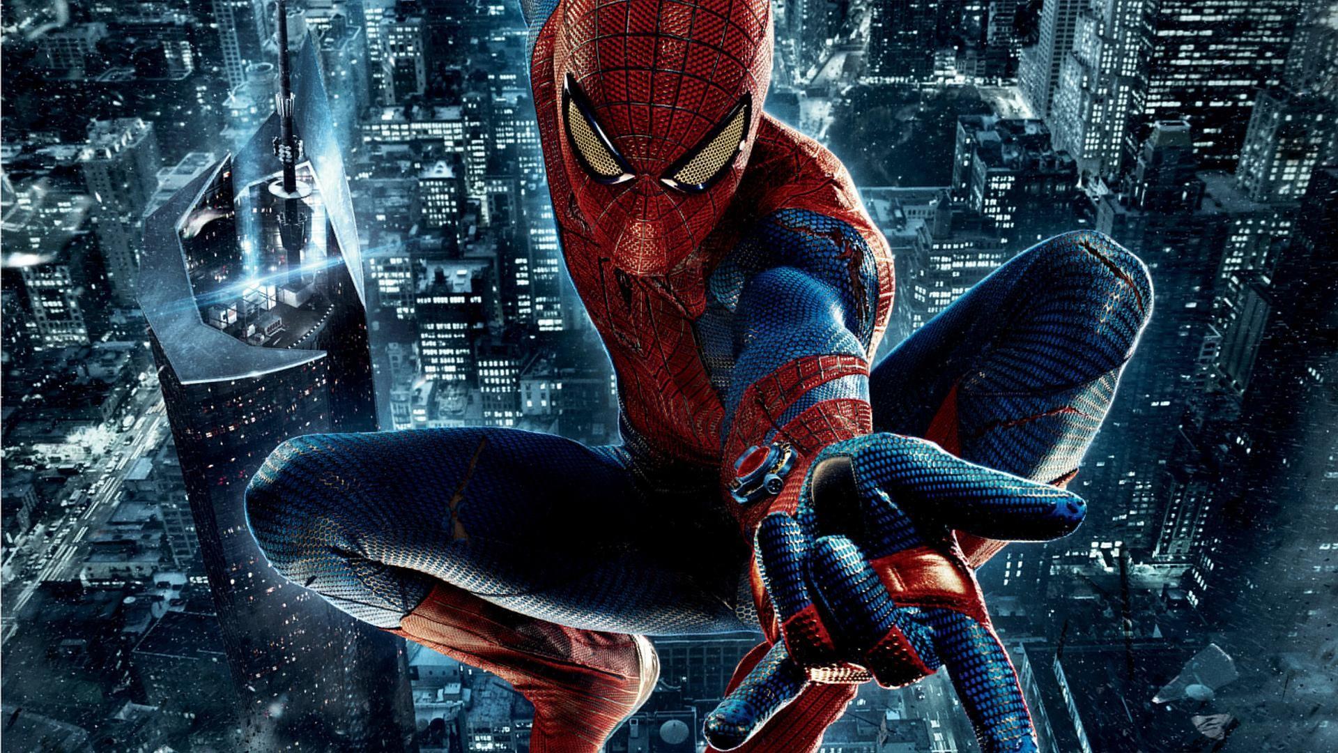 Spider Man Shattered Dimensions 4k Hd Desktop Wallpaper: Spider Man Noir Wallpaper (69+ Images