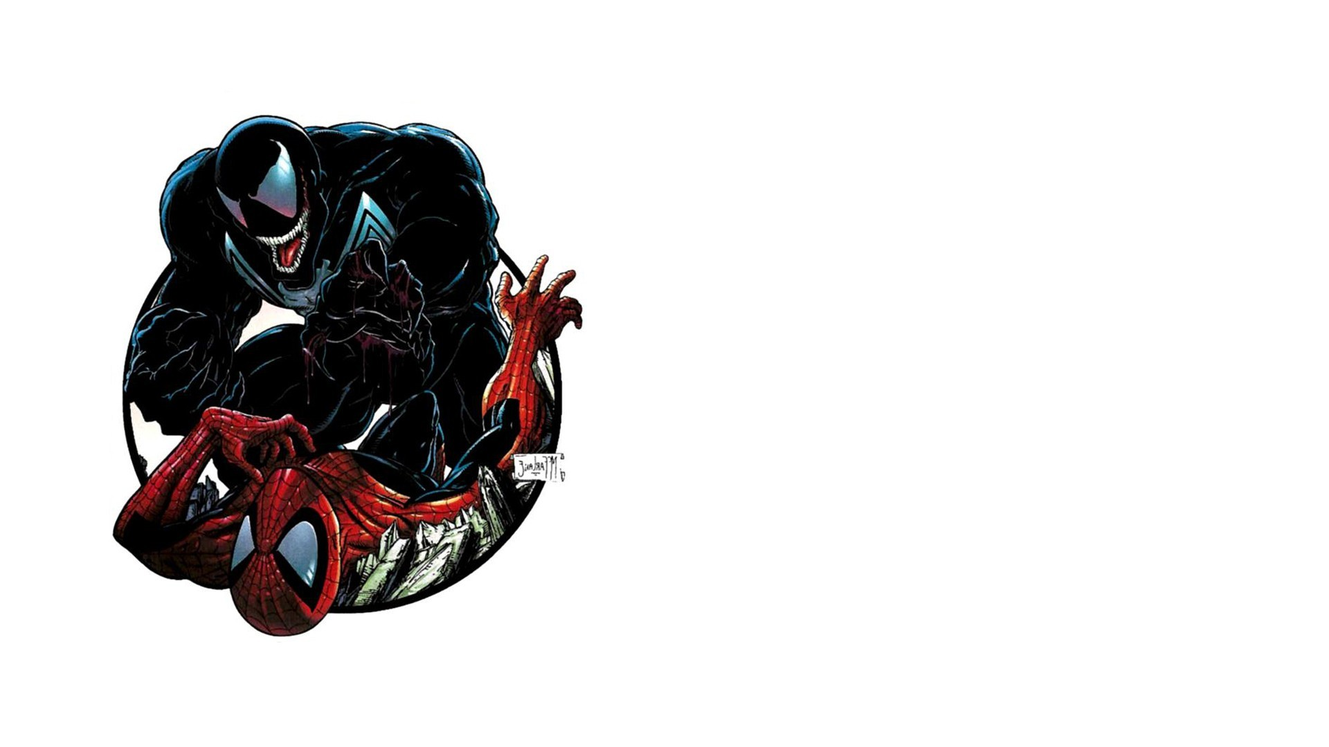1920x1080 comics, Spider Man, Venom Wallpapers HD / Desktop and Mobile Backgrounds