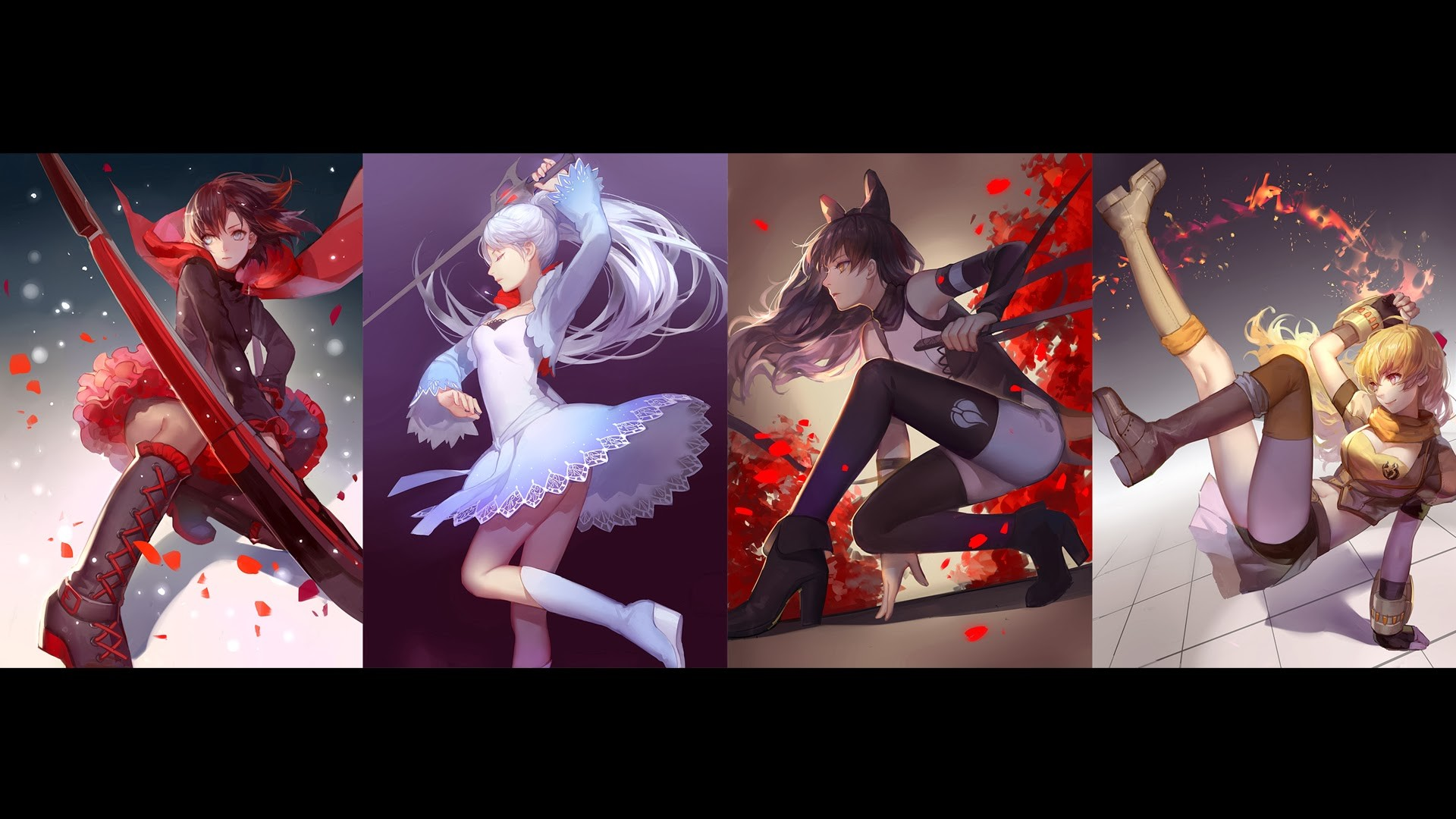 1920x1080 RWBY wallpapers youtube