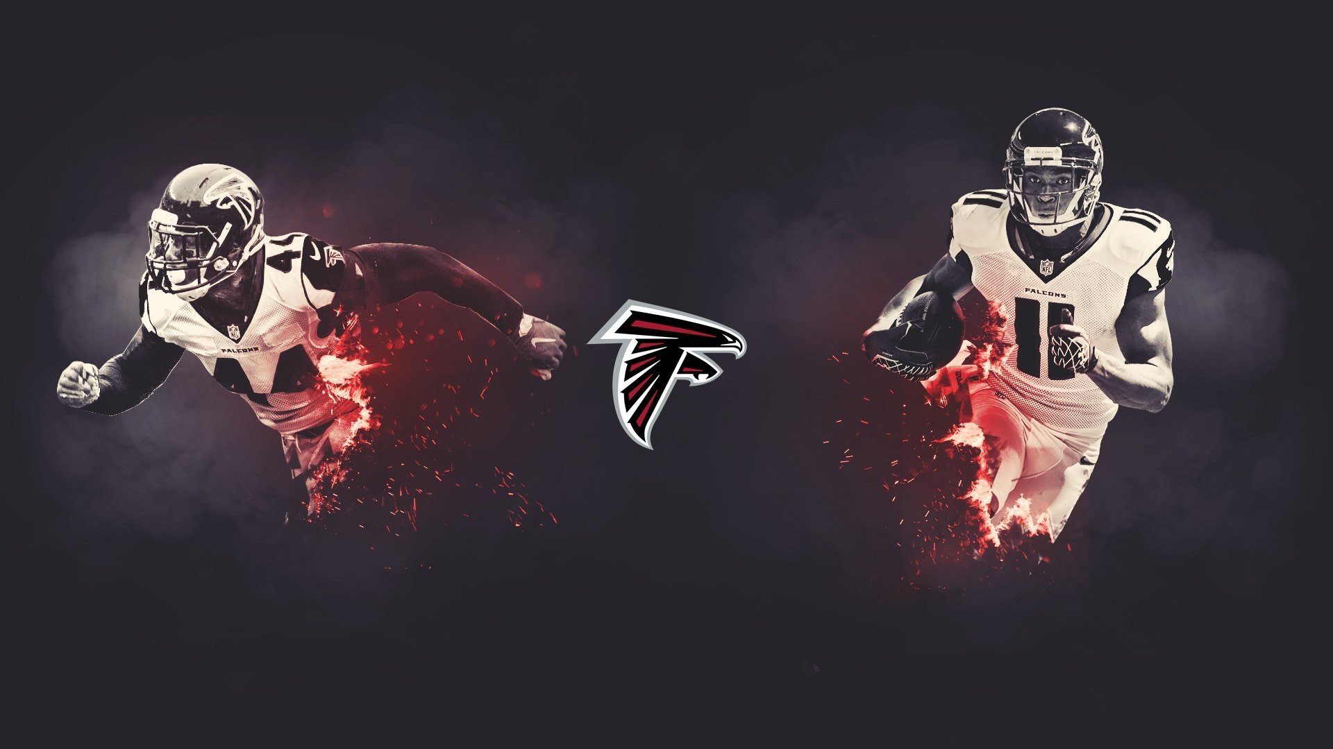 1920x1080 Atlanta Falcons Wallpaper 10 - 1920 X 1080