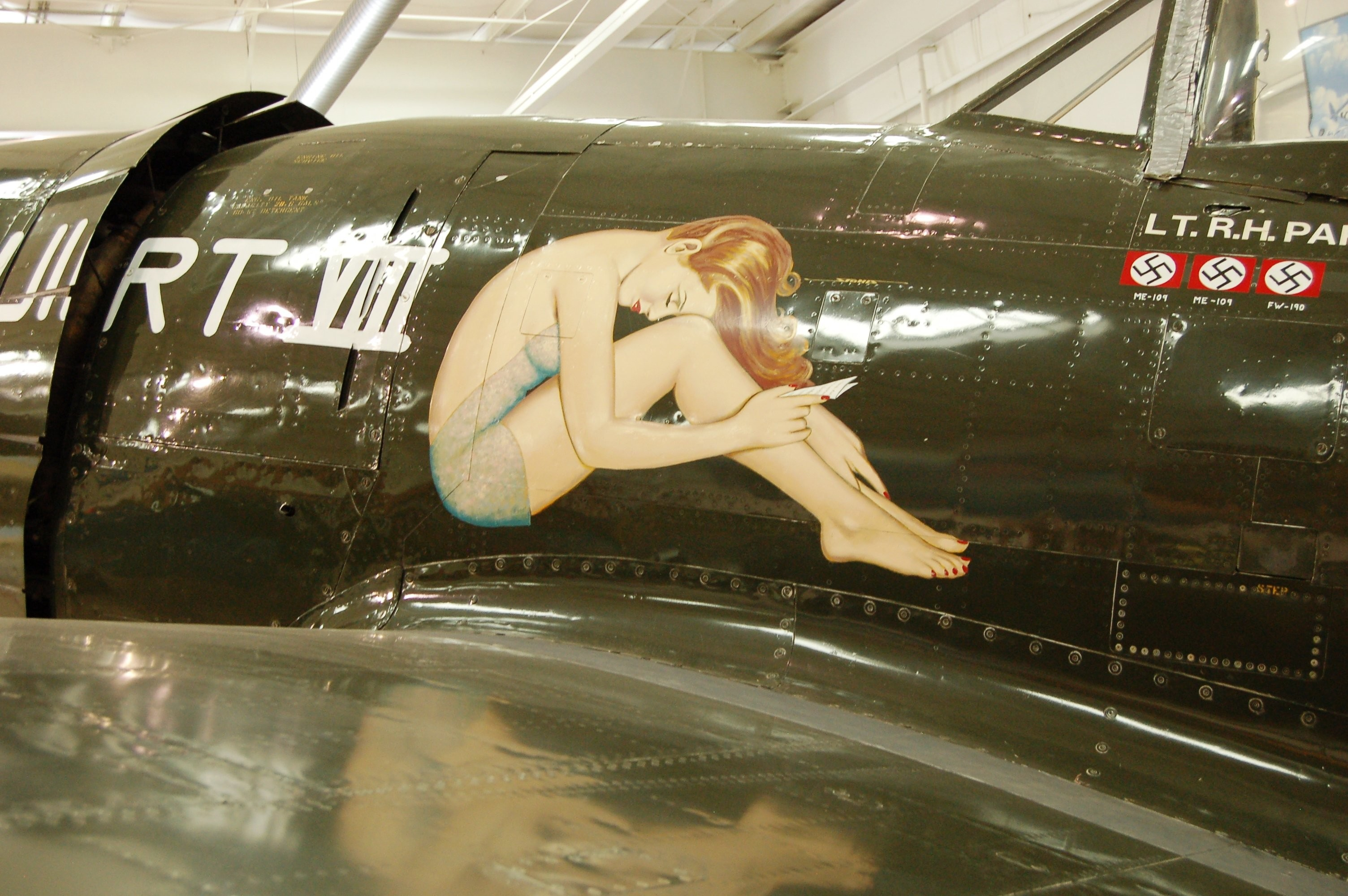 3008x2000 Nose Art aircrafts plane fighter pin-up wallpaper |  | 491505 |  WallpaperUP