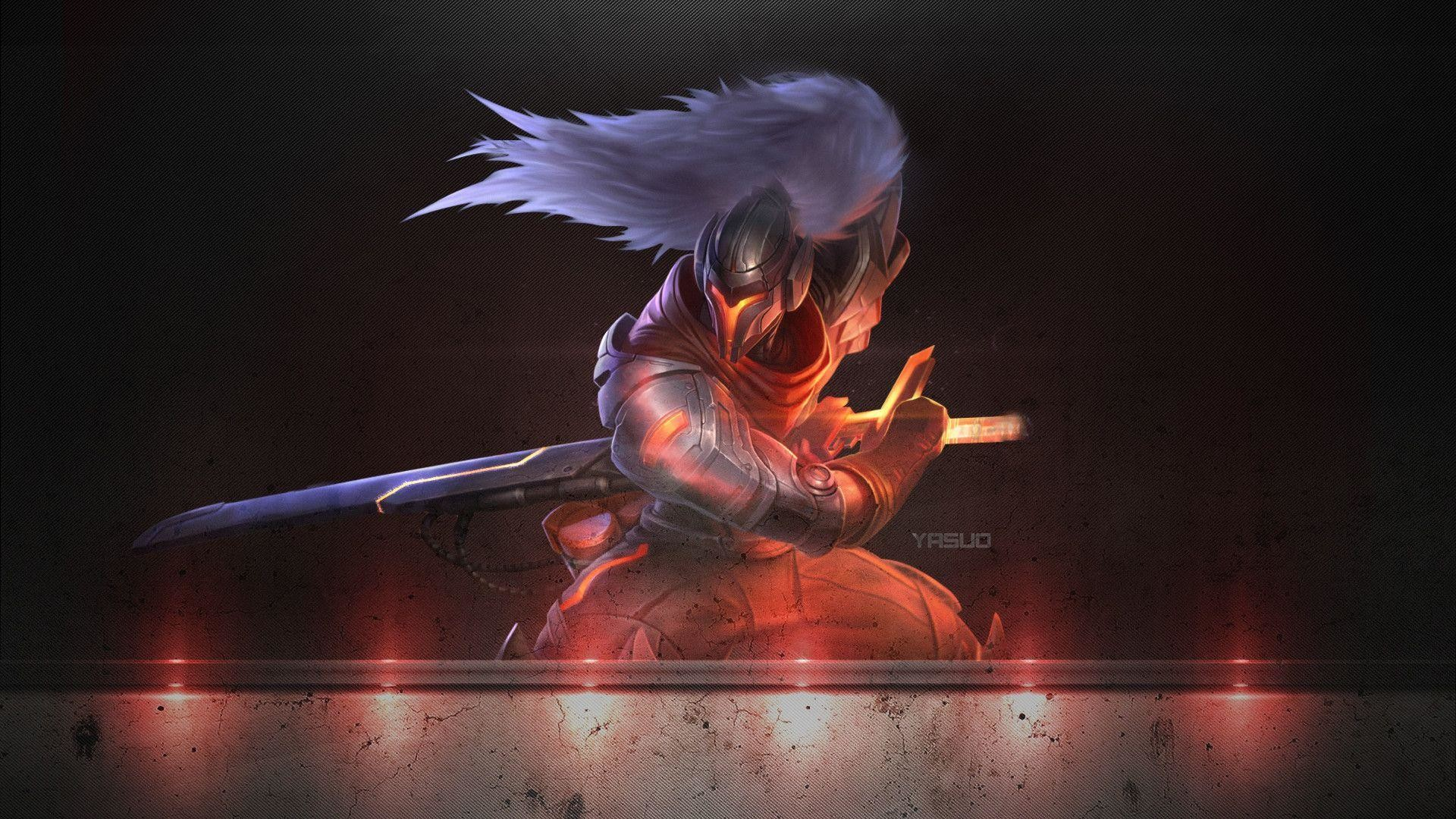 1920x1080 Yasuo Wallpapers - Wallpaper Cave