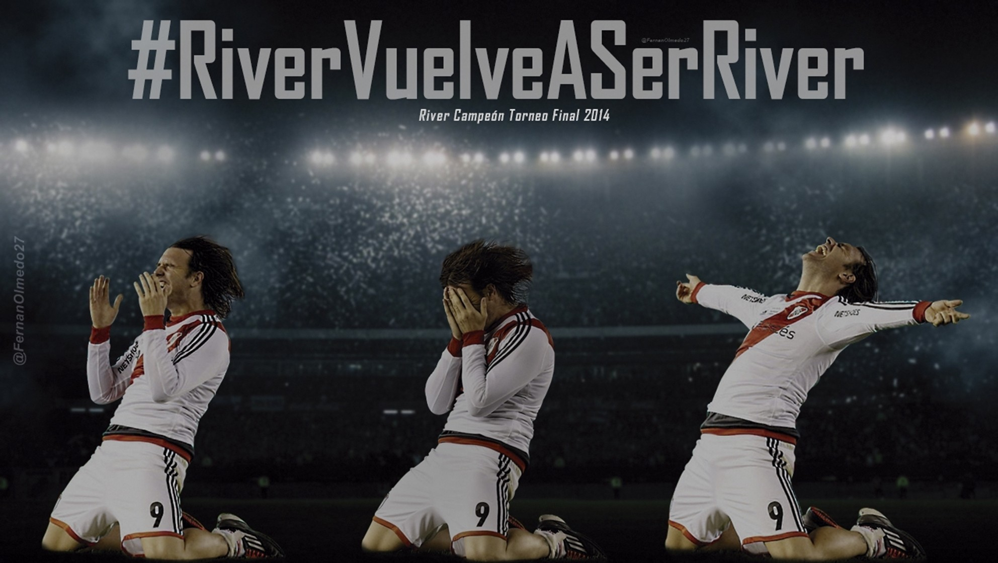 1984x1119 River Plate, Fernando Cavenaghi, Argentina Wallpapers HD / Desktop and  Mobile Backgrounds