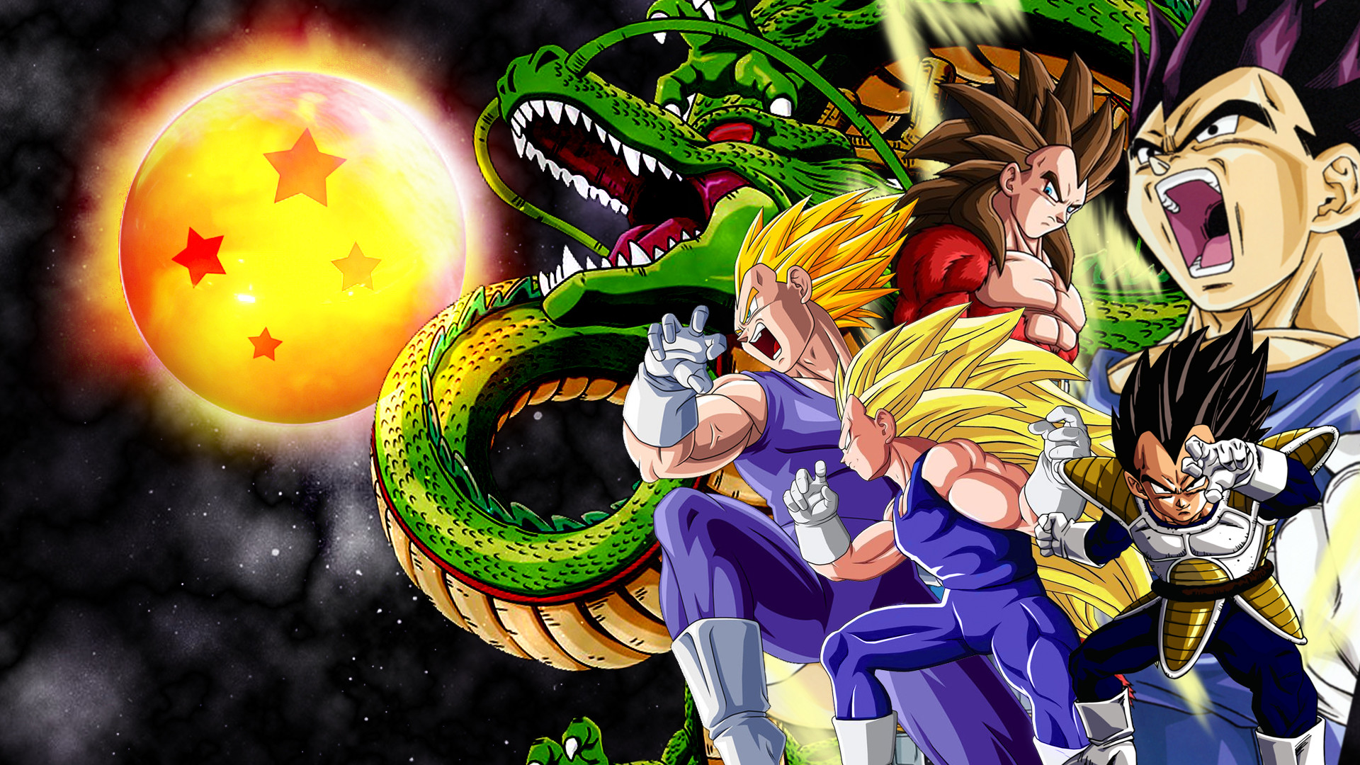 Dragon ballz wallpapers 73 images - Vegeta wallpapers for mobile ...