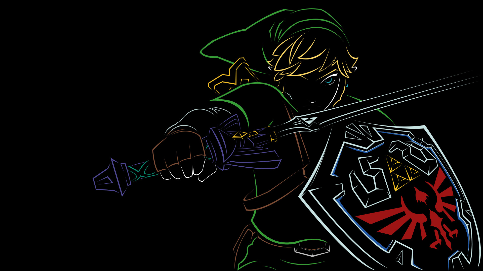 1920x1080 248 The Legend Of Zelda HD Wallpapers | Backgrounds - Wallpaper Abyss ...