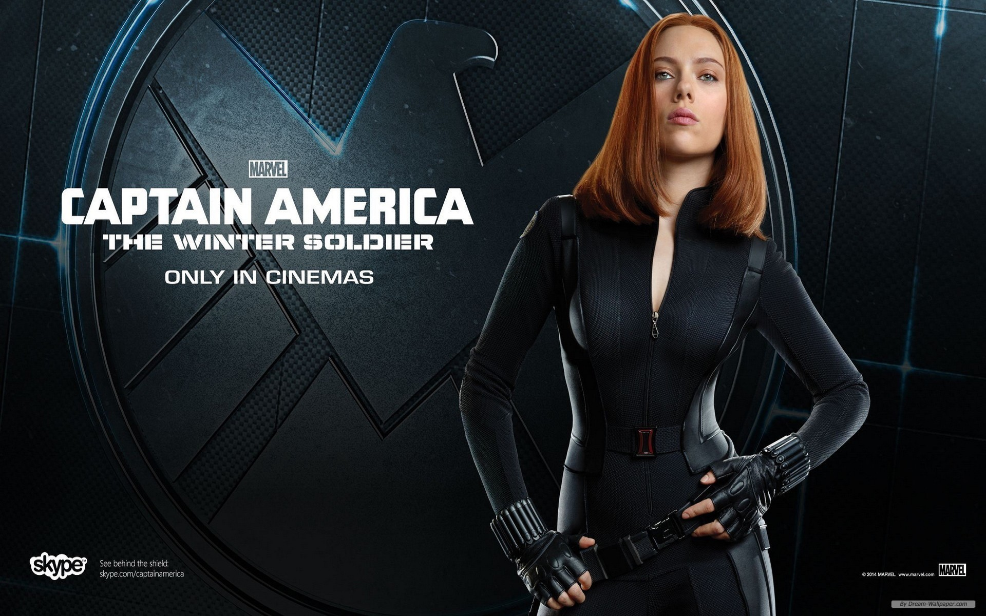 1920x1200 Free Movie wallpaper - Captain America The Winter Soldier wallpaper -   wallpaper - Index 9