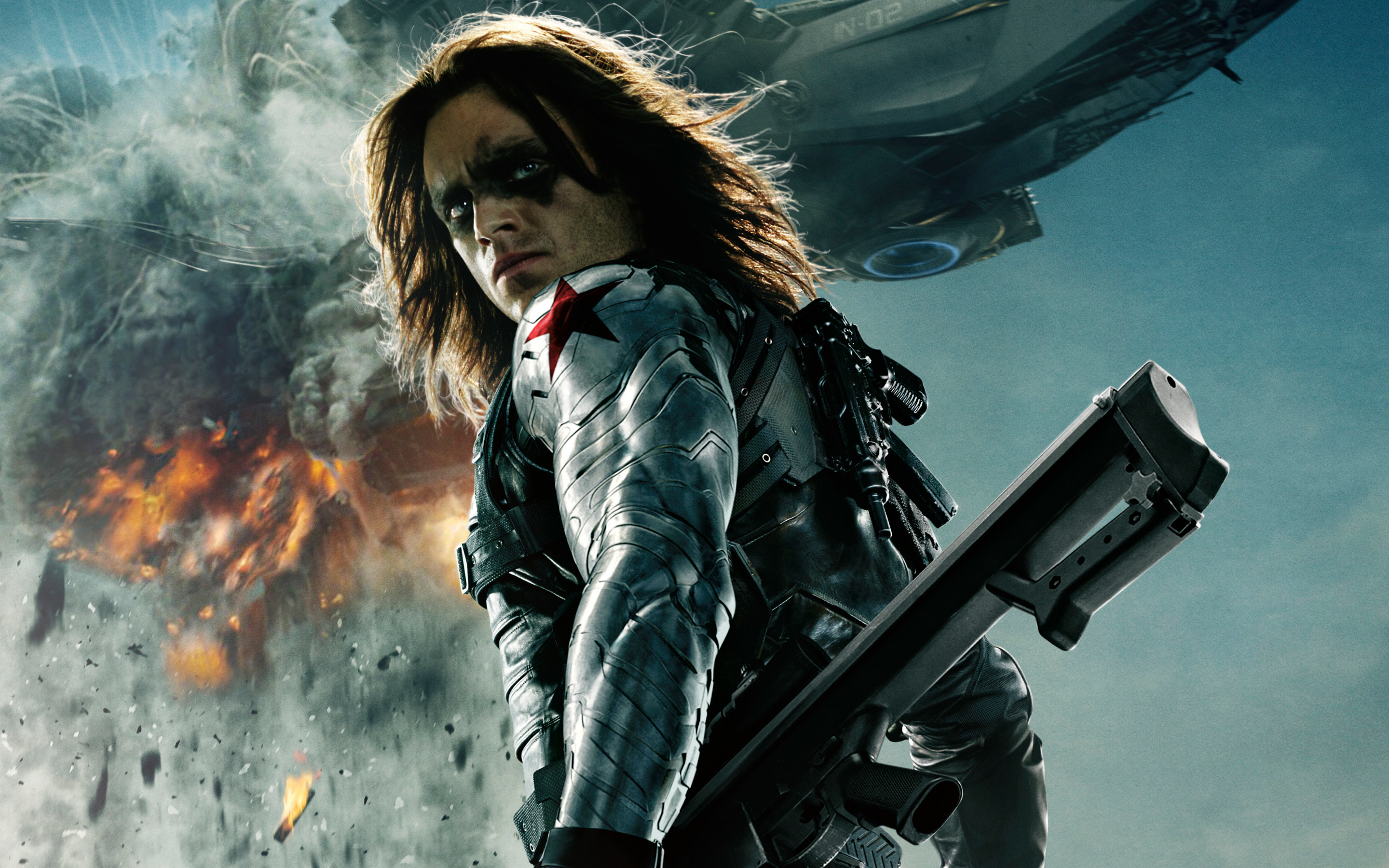 2880x1800 The Winter Soldier