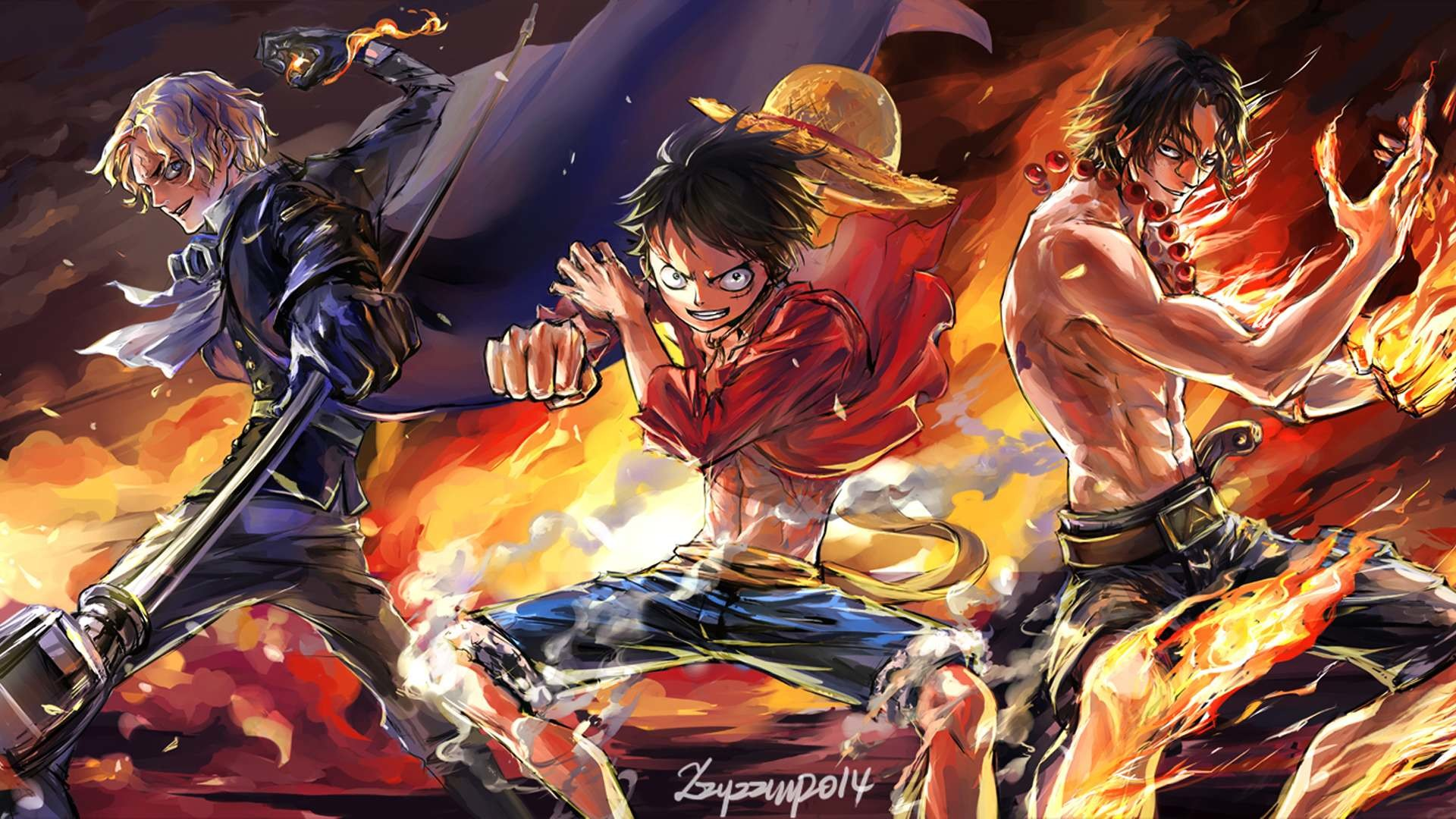 One Piece Wallpaper Luffy (64+ images)