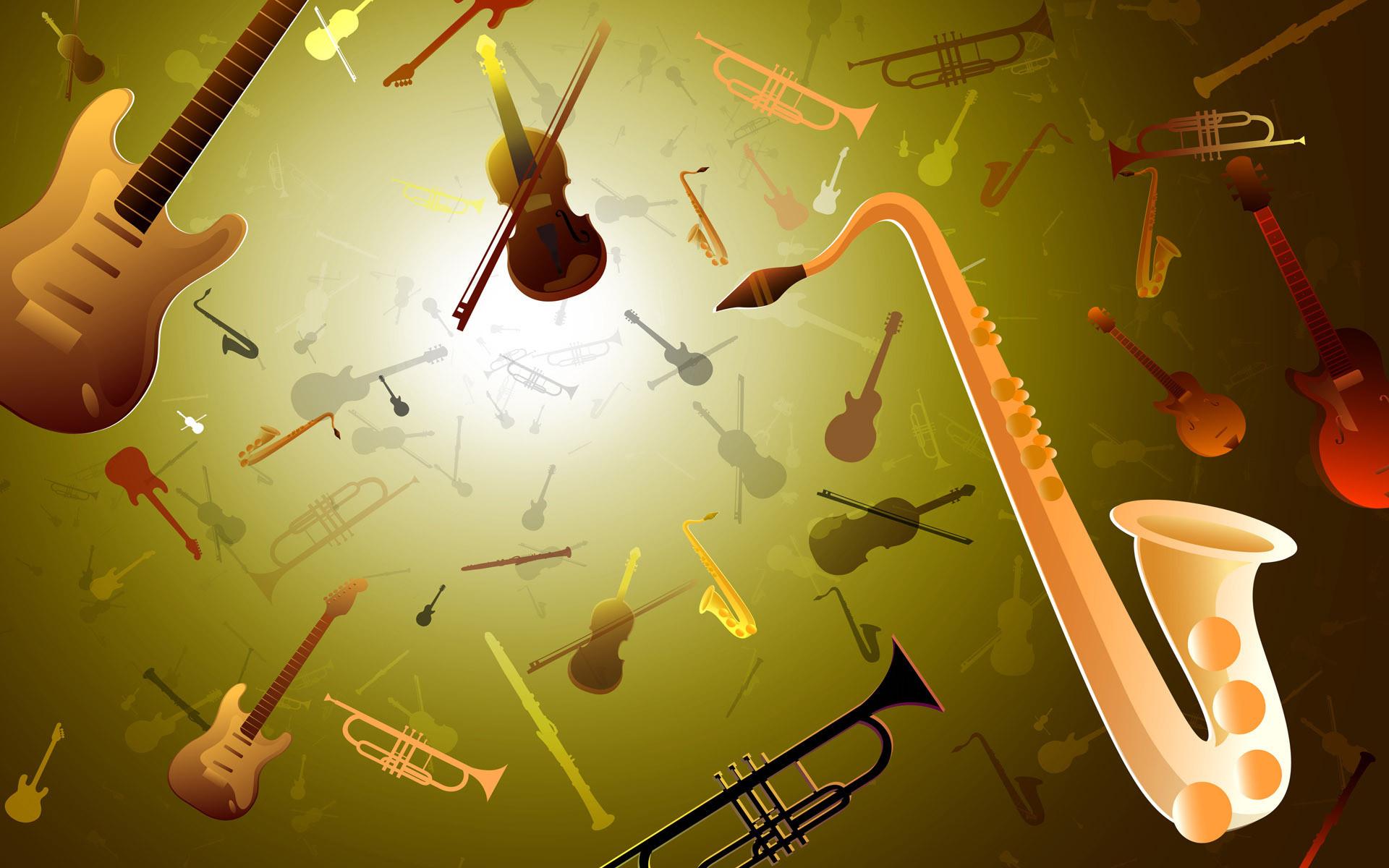 Music Instrument Wallpaper (69+ Images