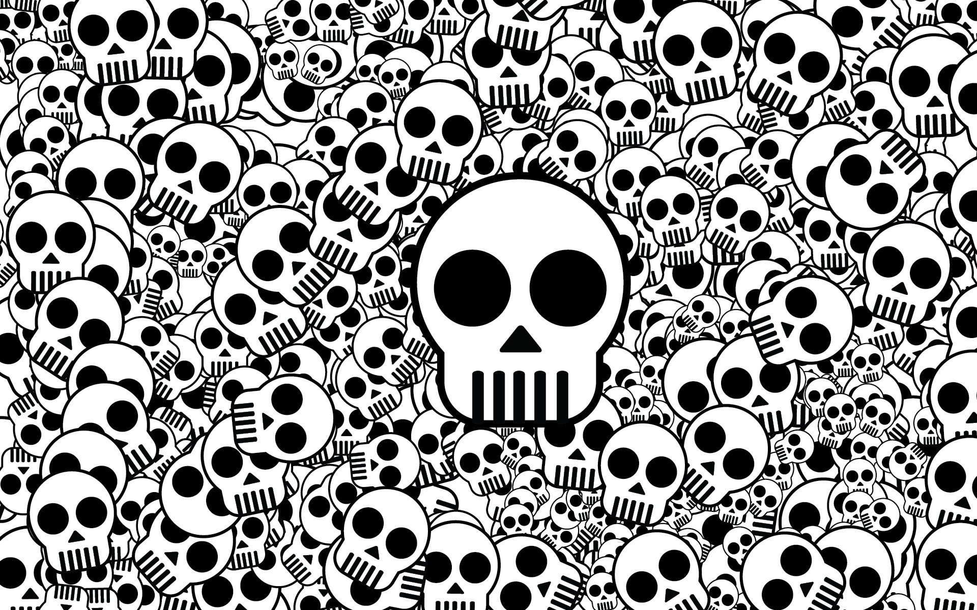 1920x1200 Wallpapers of Skull |  px