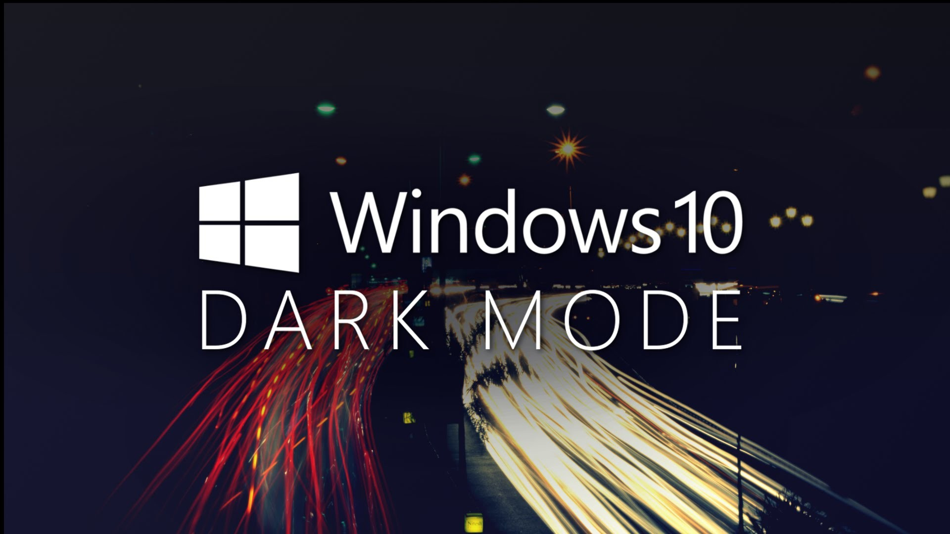 1920x1080 How to Enable the Dark Theme in Windows 10 Anniversary Update - YouTube
