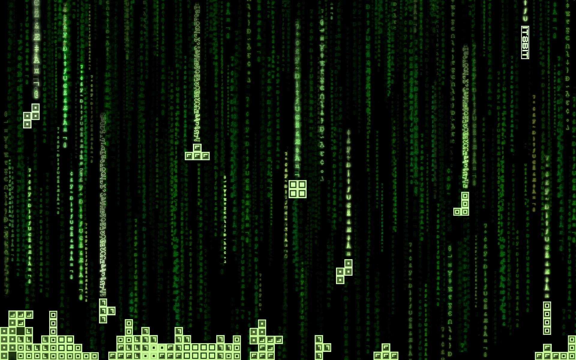 matrix code wallpaper hd (65+ images)