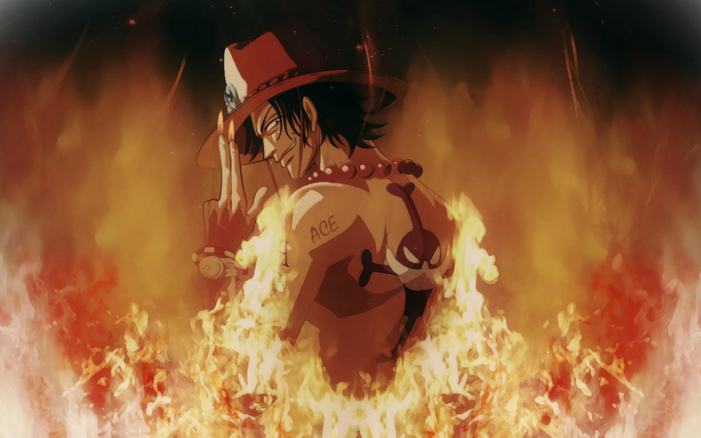 One Piece Ace Wallpaper (69+ images)