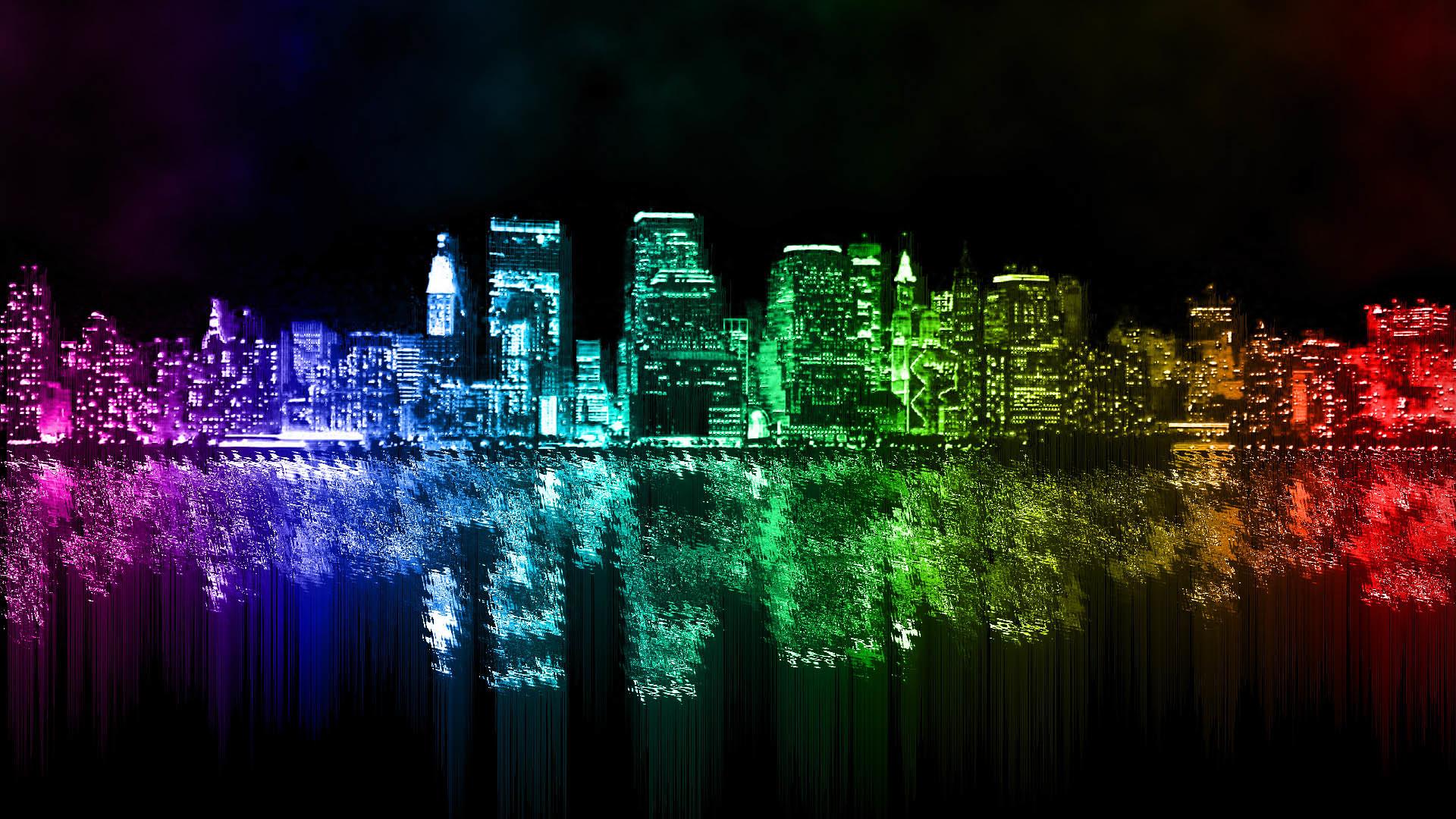 1920x1200 Great Brisbane City Hd Wallpaper Cityscapes Night