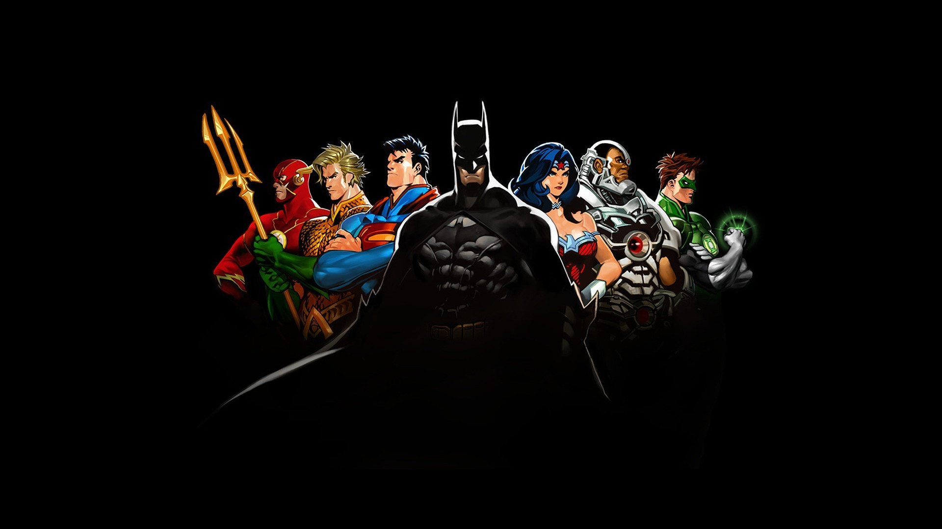 dc comics wallpapers hd (65+ images)