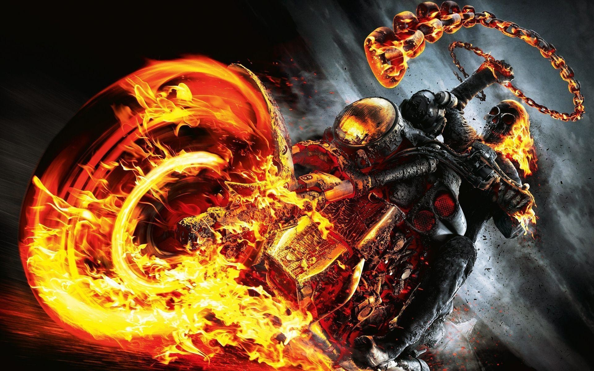 Ghost Rider Wallpaper 2018 (65+ images)