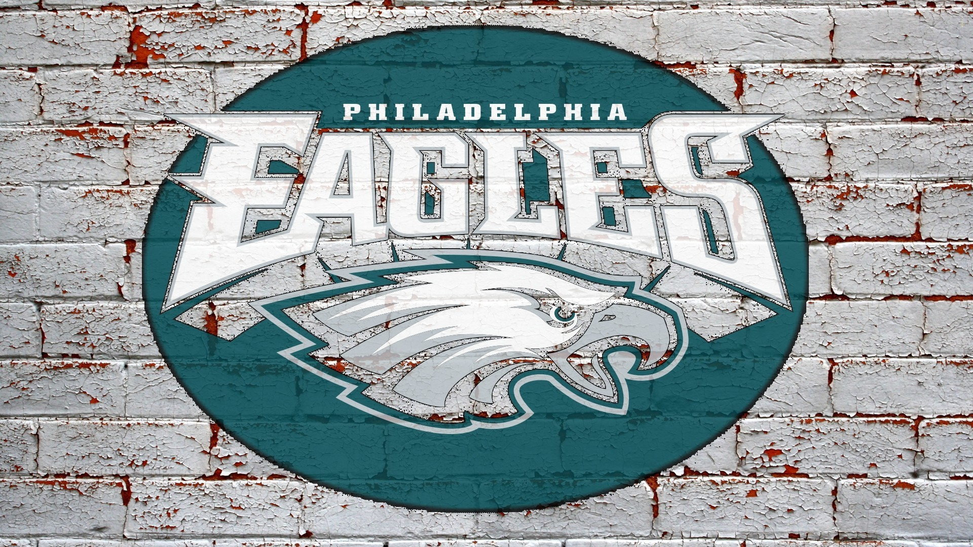 1920x1080 eagles, wallpaper, philadelphia, logo, philadephia