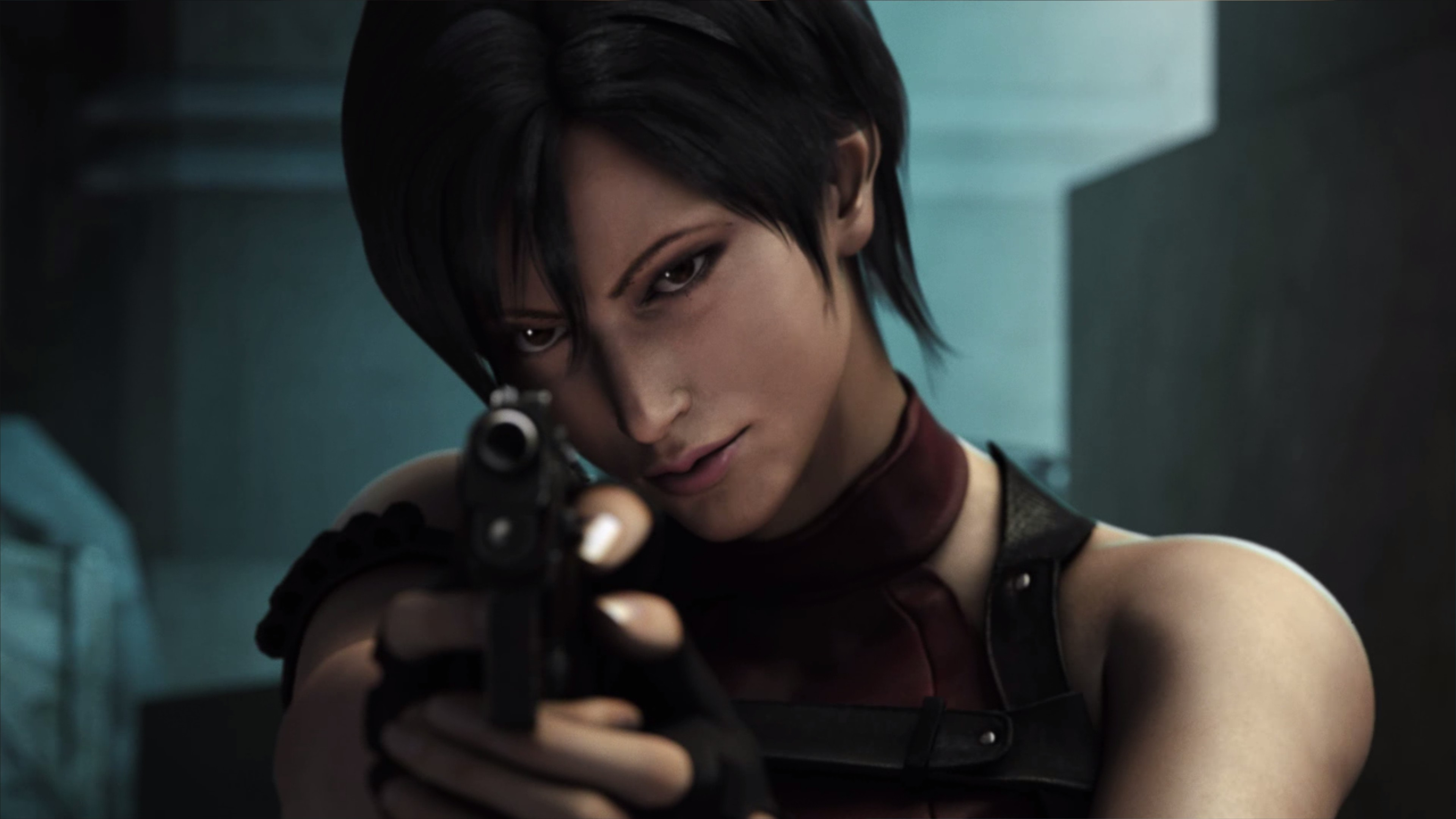 3840x2160 Resident Evil Operation Raccoon City Resident Evil Ada Wong Wallpaper