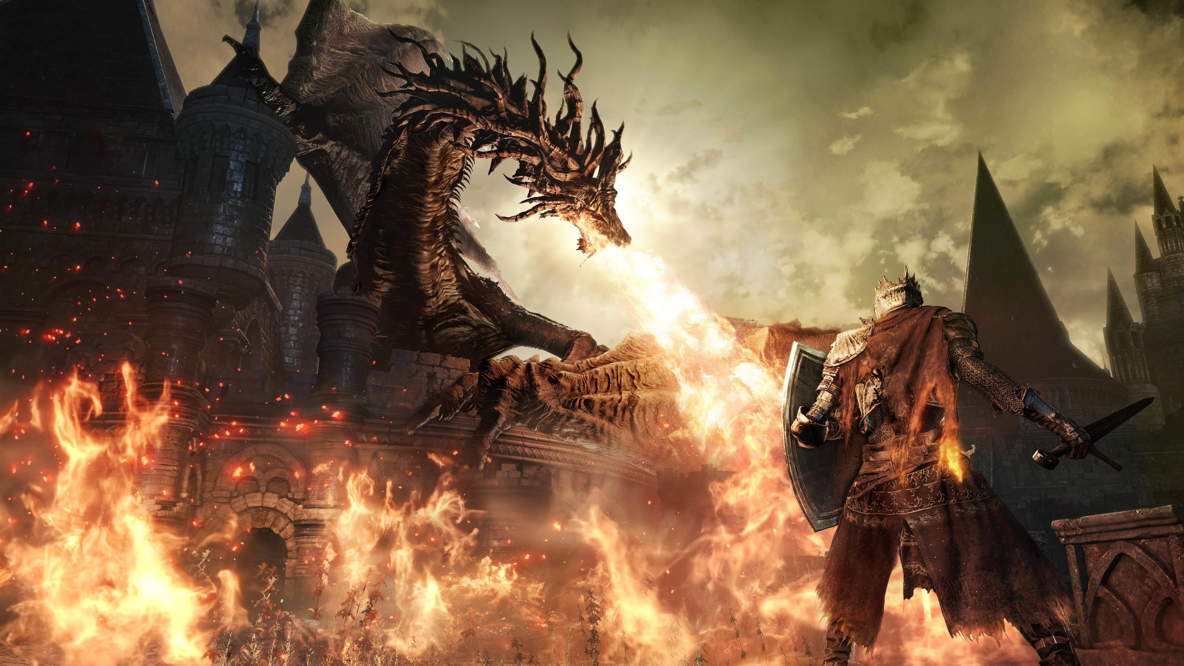 Dark Souls 4K Wallpaper (65+ images)