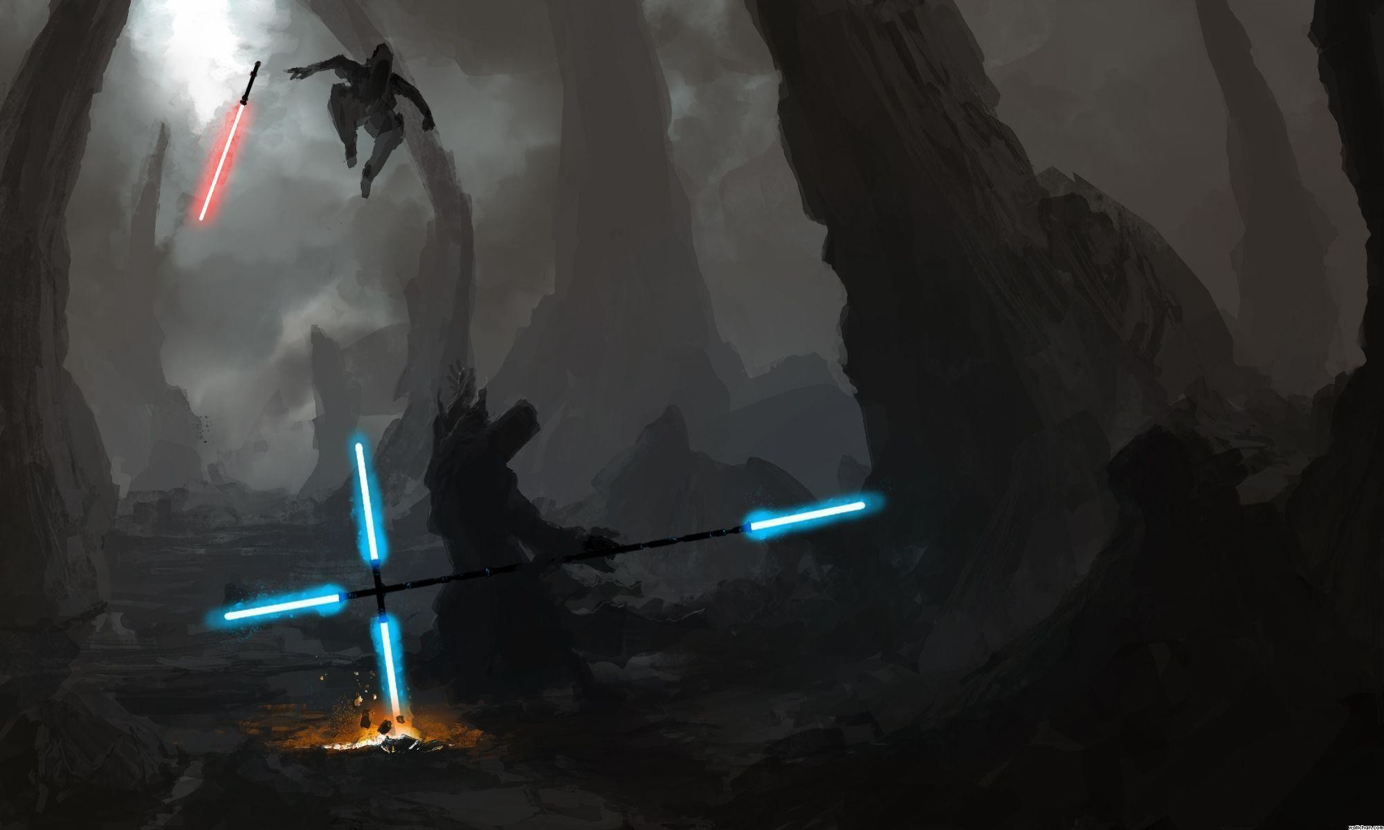2000x1200 HD <b>Jedi Wallpaper</b> - WallpaperSafari