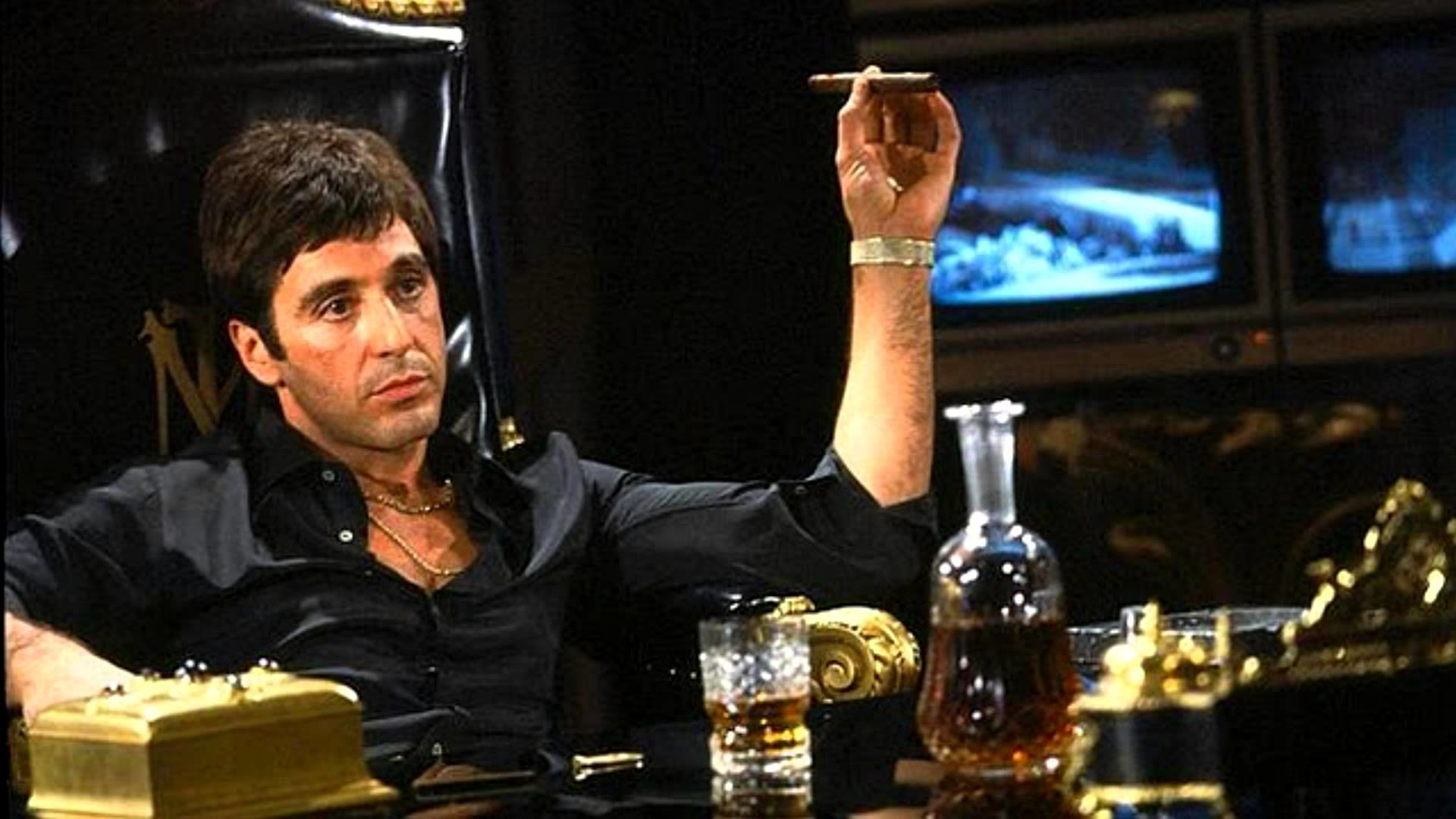 1920x1080 Critica Scarface The world is yours