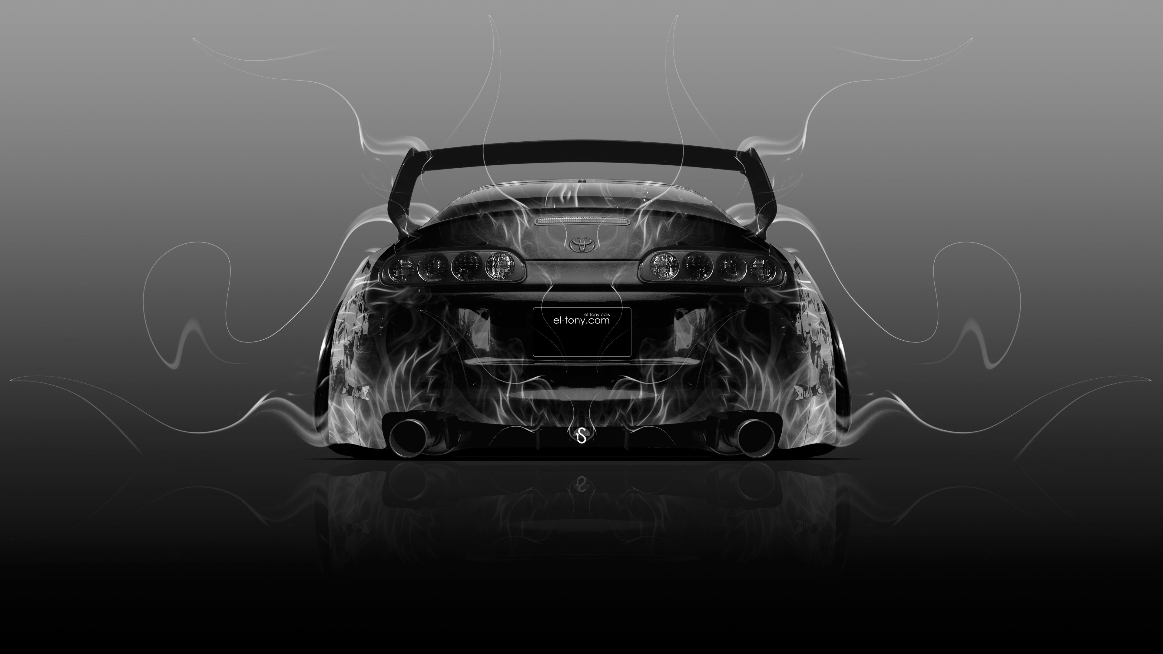 1920x1200 Cars Drag Race Koenigsegg CCX Konigsegg Reflections Toyota Supra  Vehicles