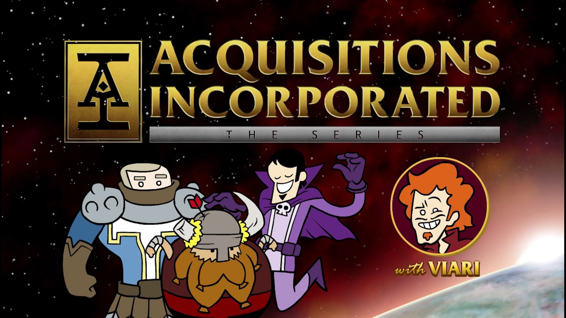 1920x1080 Penny Arcade Begin New Acquisitions Incorporated D&D Series! – OnTableTop –  Home of Beasts of War