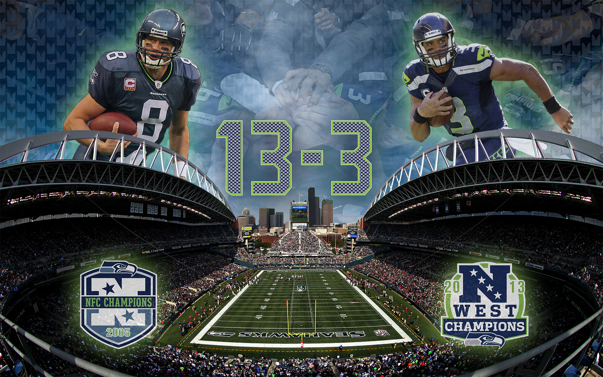 1920x1200 Seahawks 13-3 wallpaper : Seahawks