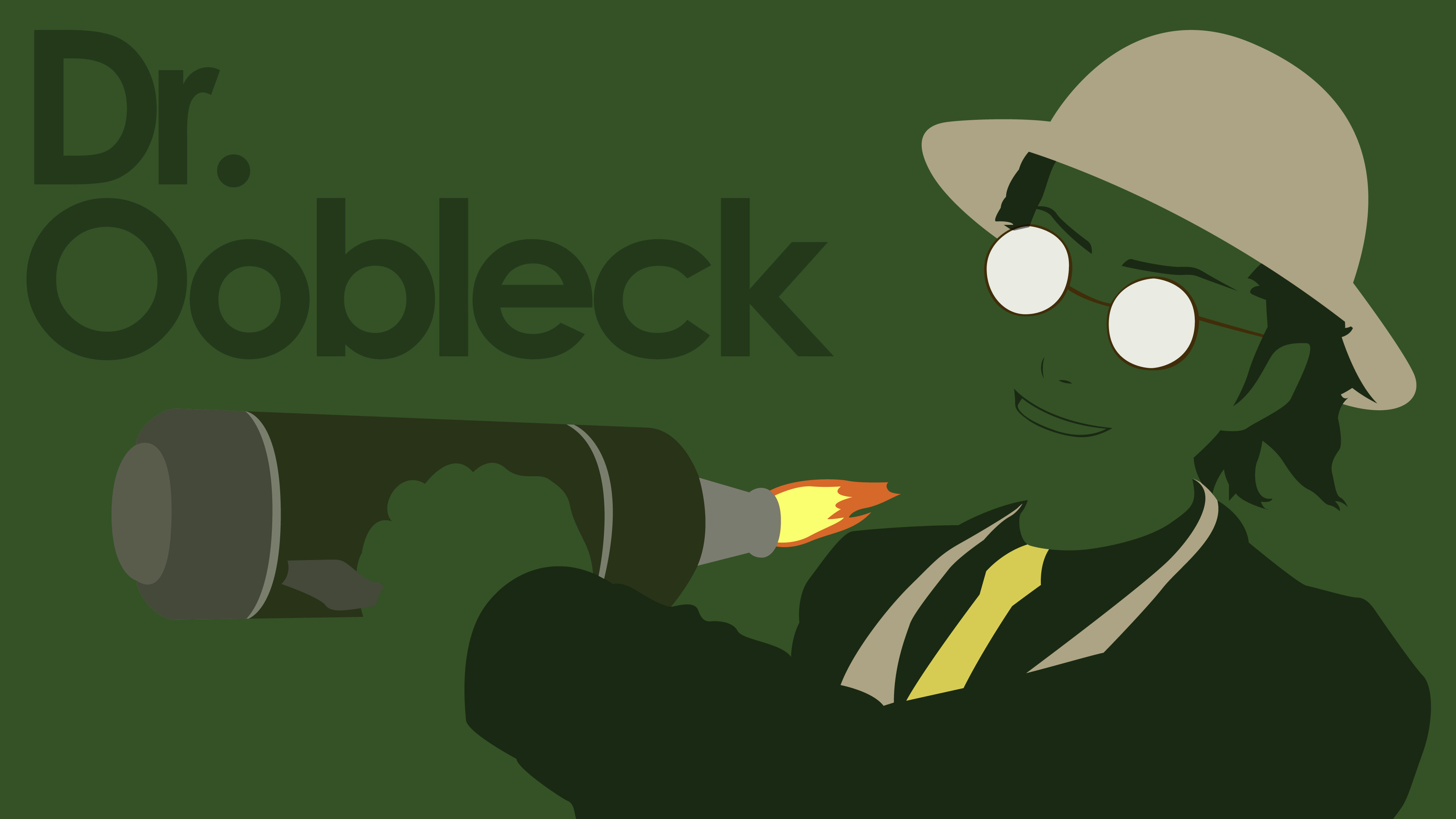 3840x2160 Dr.Oobleck Wallpaper by DanTherrien101 Dr.Oobleck Wallpaper by  DanTherrien101