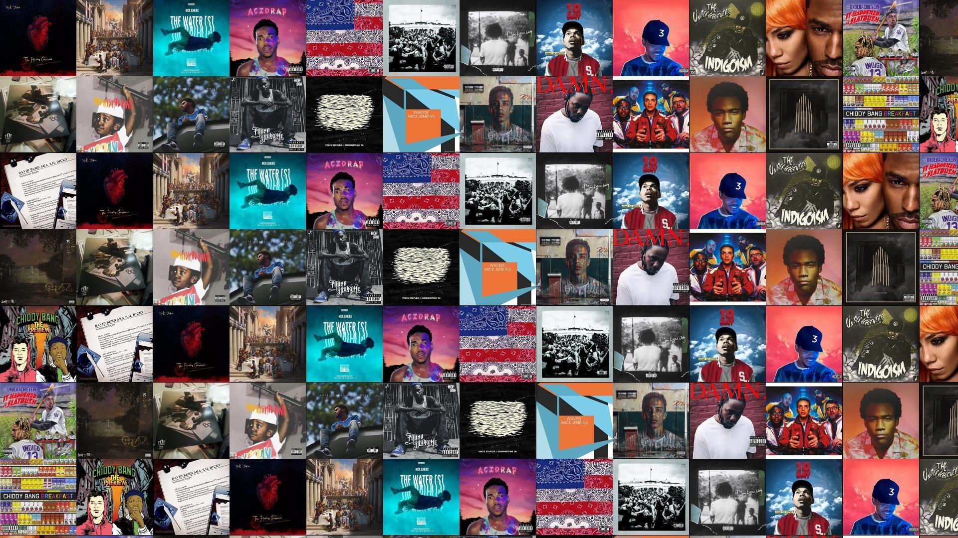 Acid Rap Wallpaper 75 Images