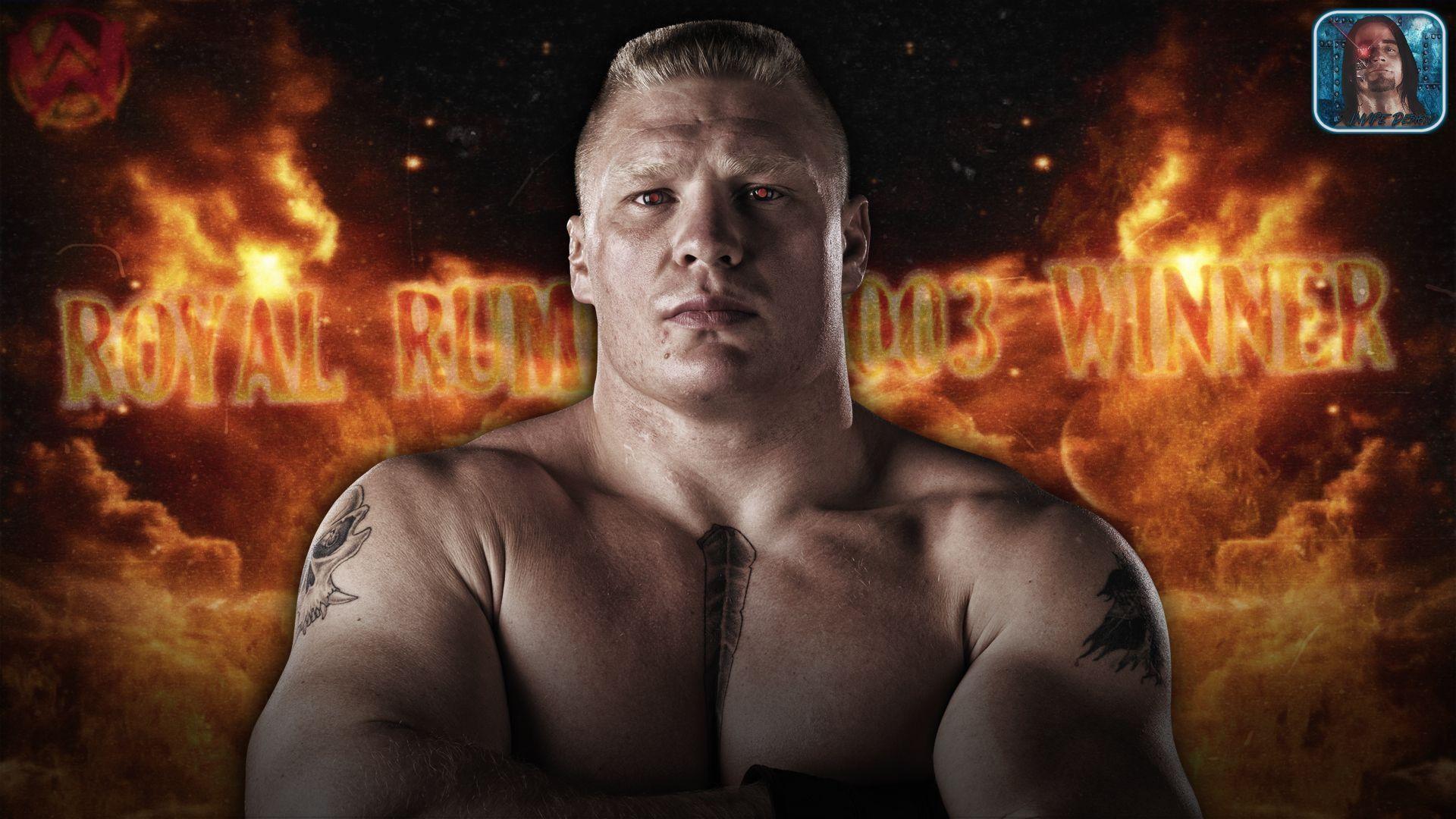 1920x1080 Wrestler Brock Lesnar In Fight HD Wallpaper For Computer