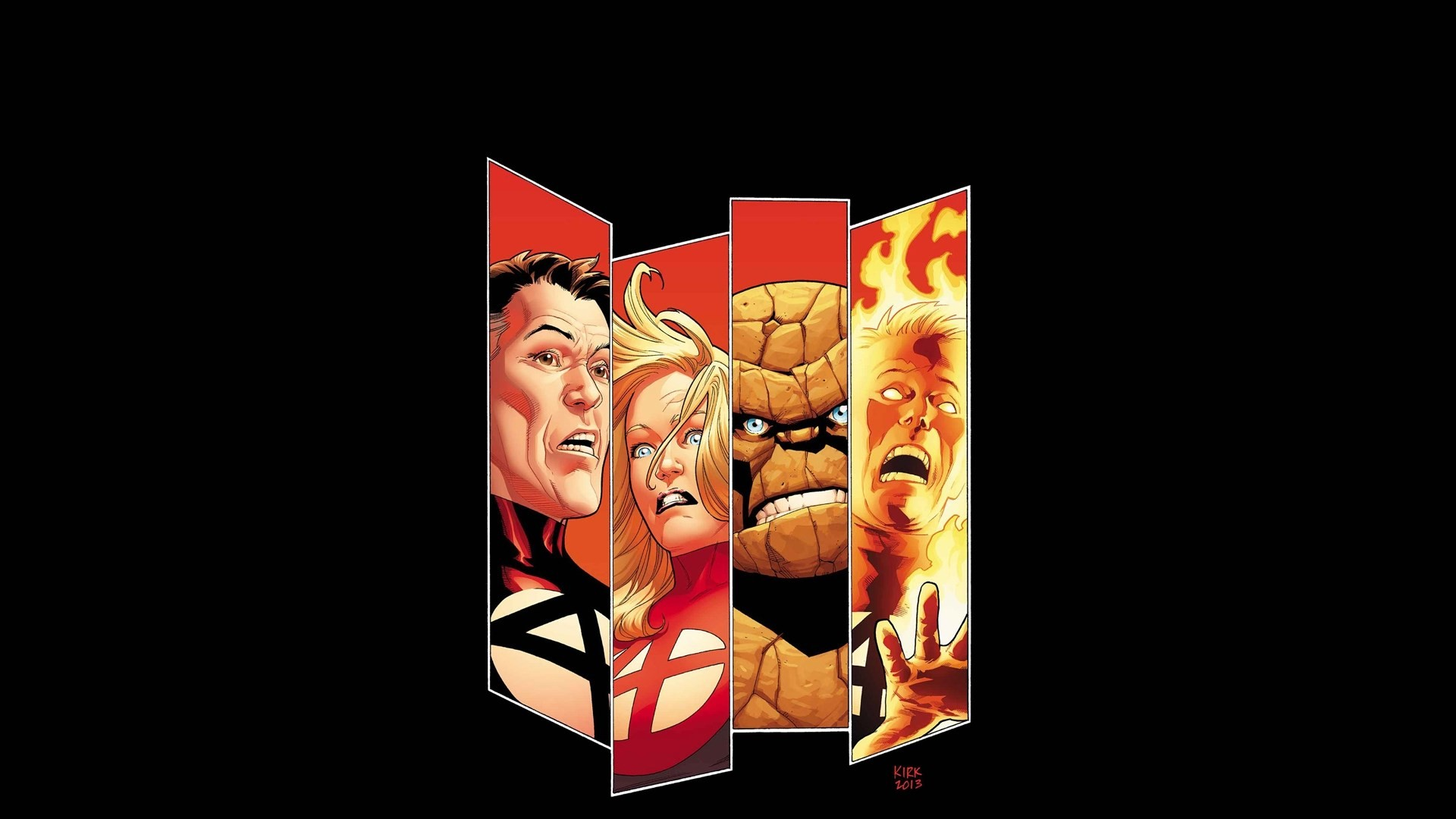 1920x1080  wallpaper images fantastic four