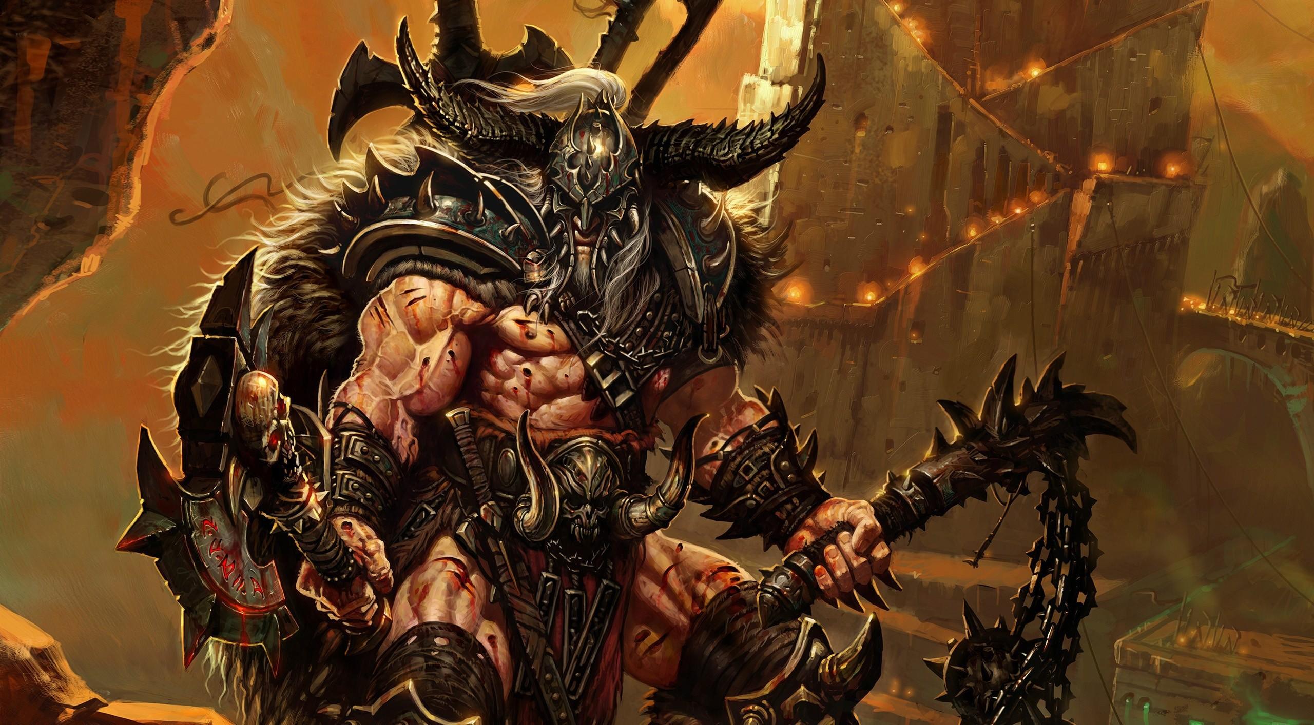 Diablo 3 Barbarian Wallpaper 81 Images