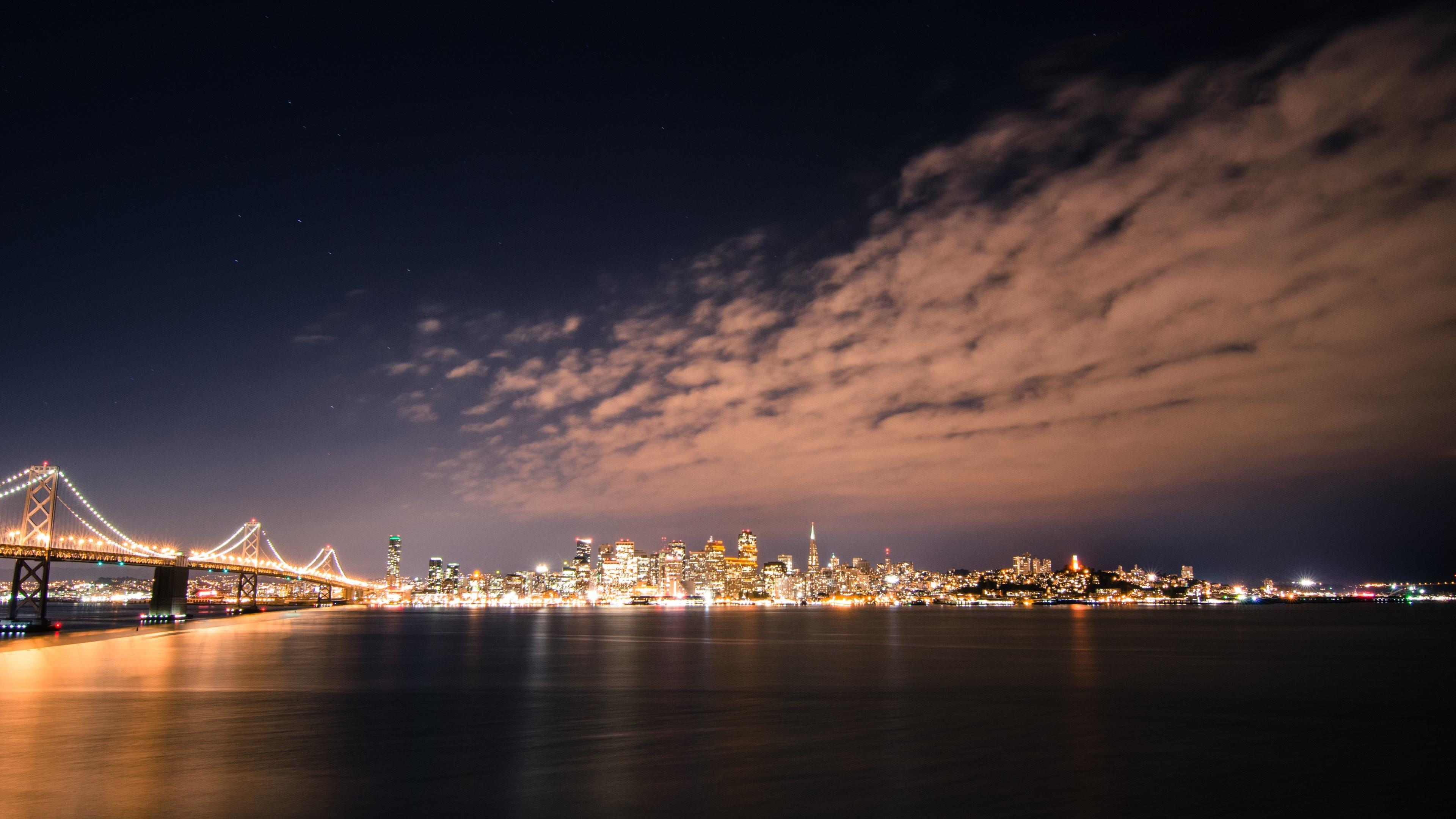 San Francisco Skyline Wallpaper 74 Images