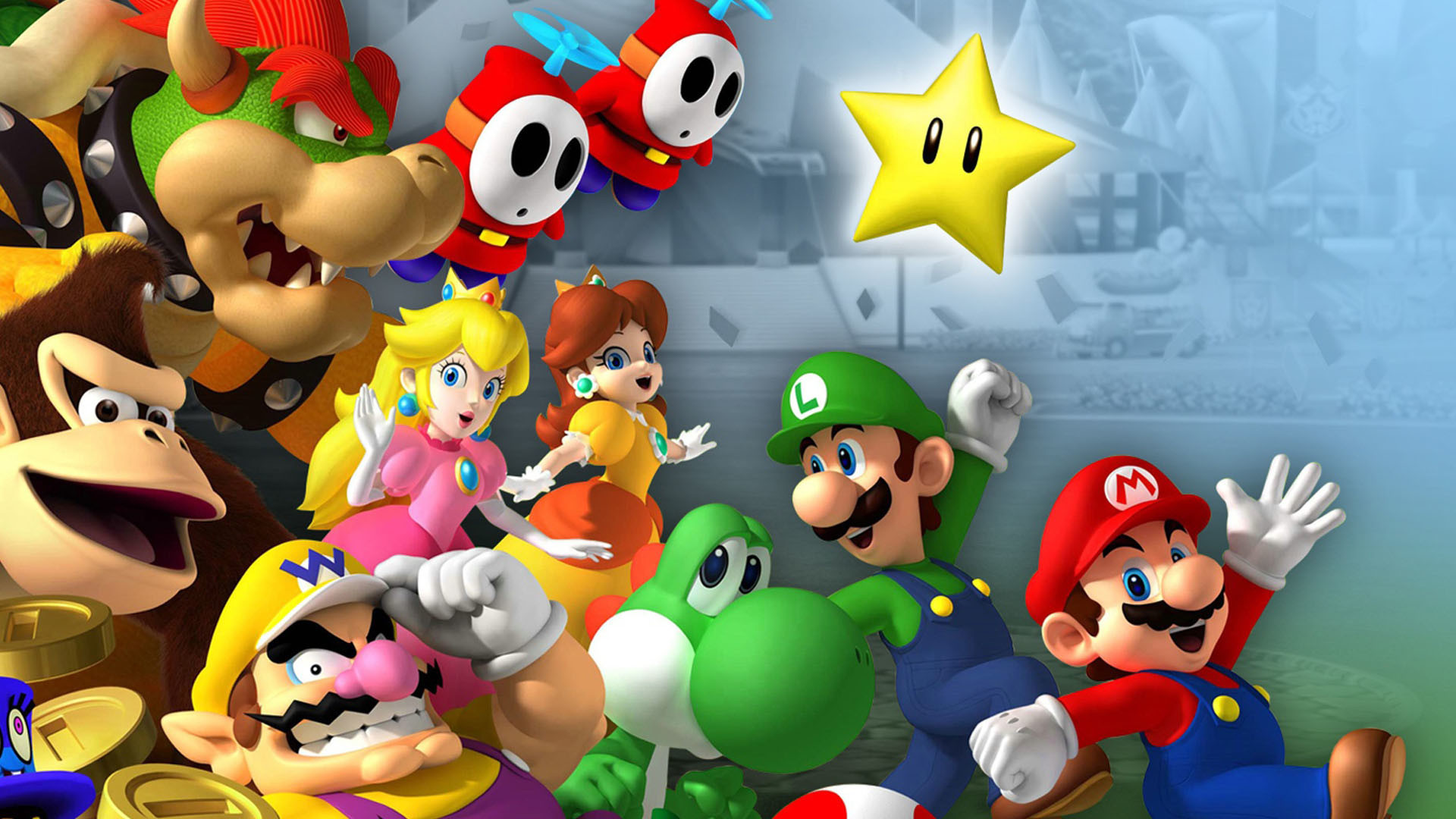 Mario and luigi wallpaper hd 64 images 1920x1080 6 mario and luigi wallpaper4 600x338 altavistaventures Gallery