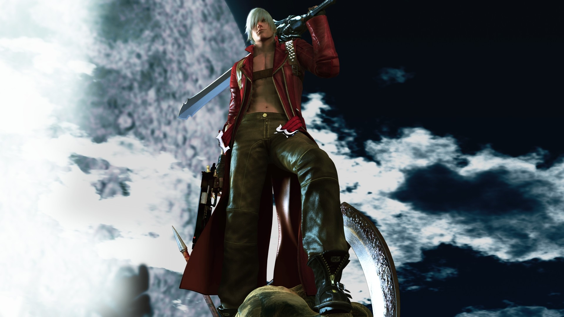 Devil May Cry 3 Wallpaper (62+ images)