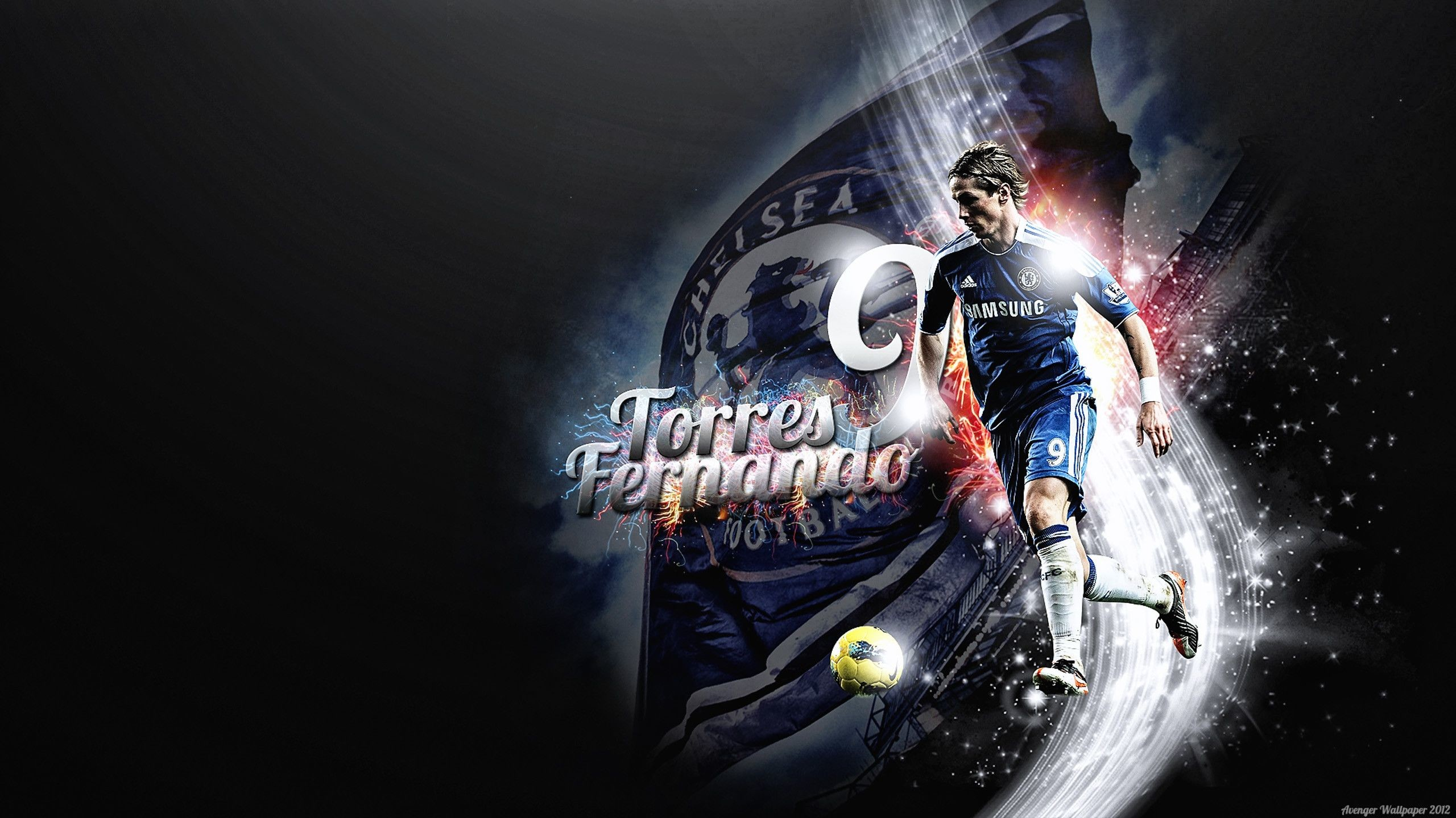 2560x1440 Football-Wallpaper-Widescreen-93 chelsea wallpapers HD free .