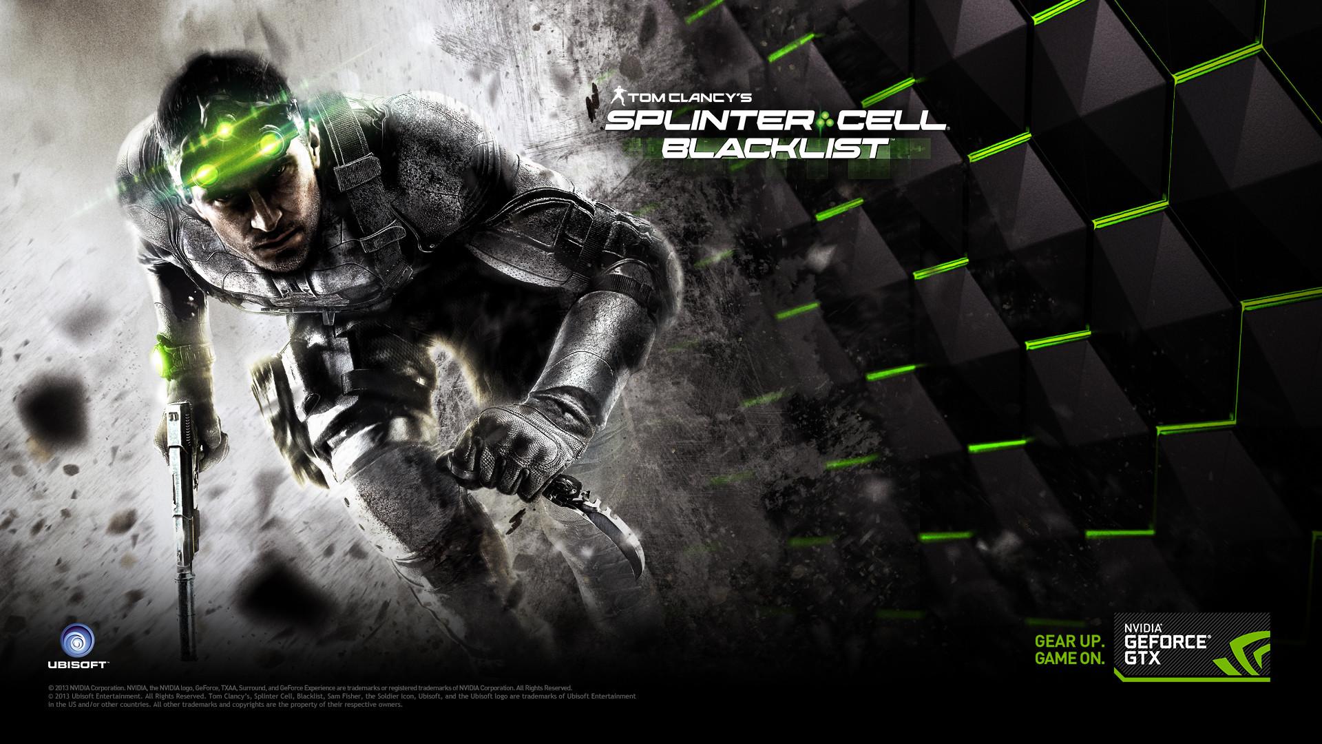 Splinter cell 1 wallpaper