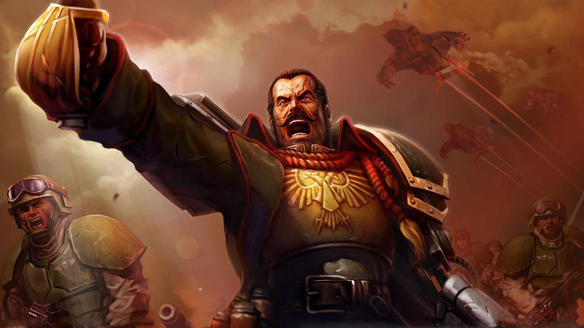 1920x1080  free desktop pictures warhammer 40000 dawn of war ii