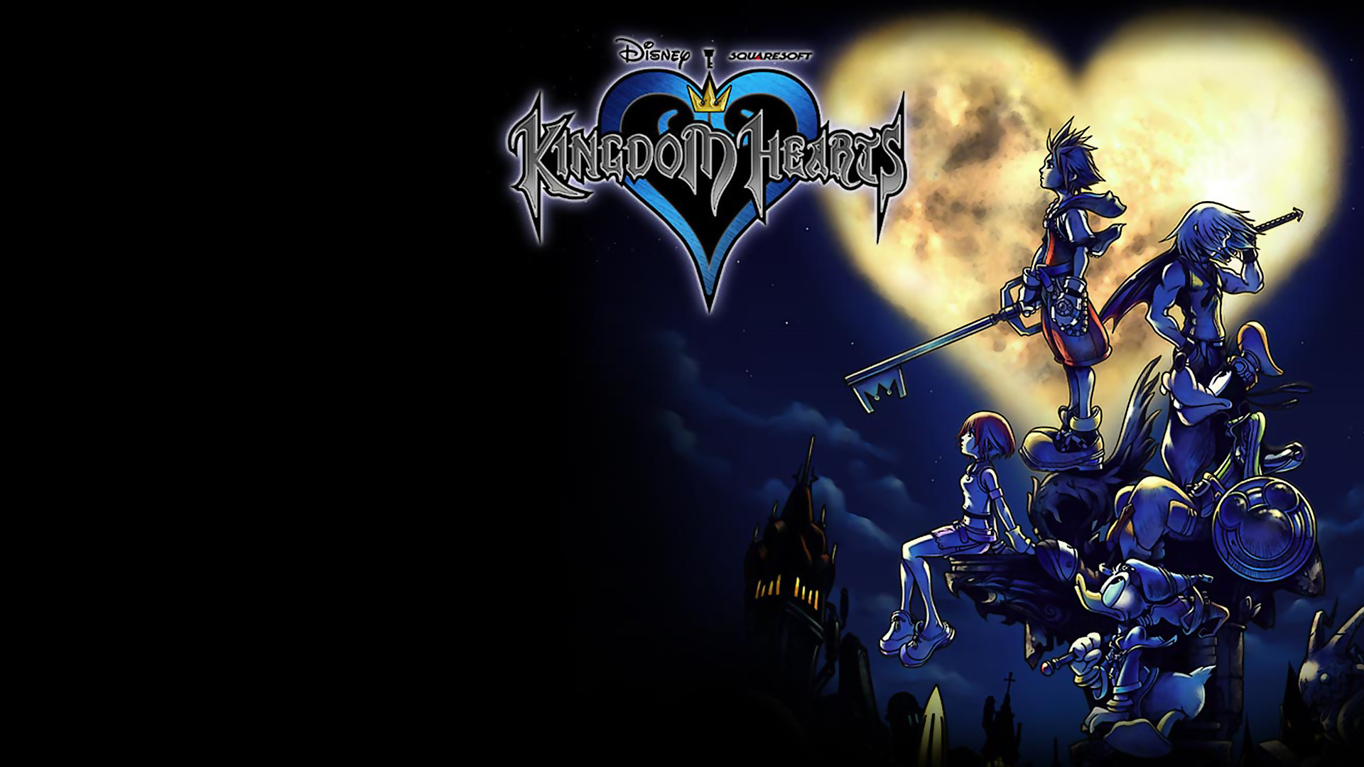 1920x1080 Kingdom Hearts Wallpaper Hd Resolution