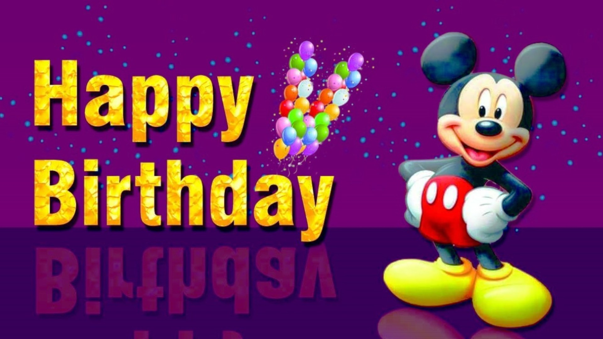 1920x1080 Happy Birthday Wallpapers HD Free Download
